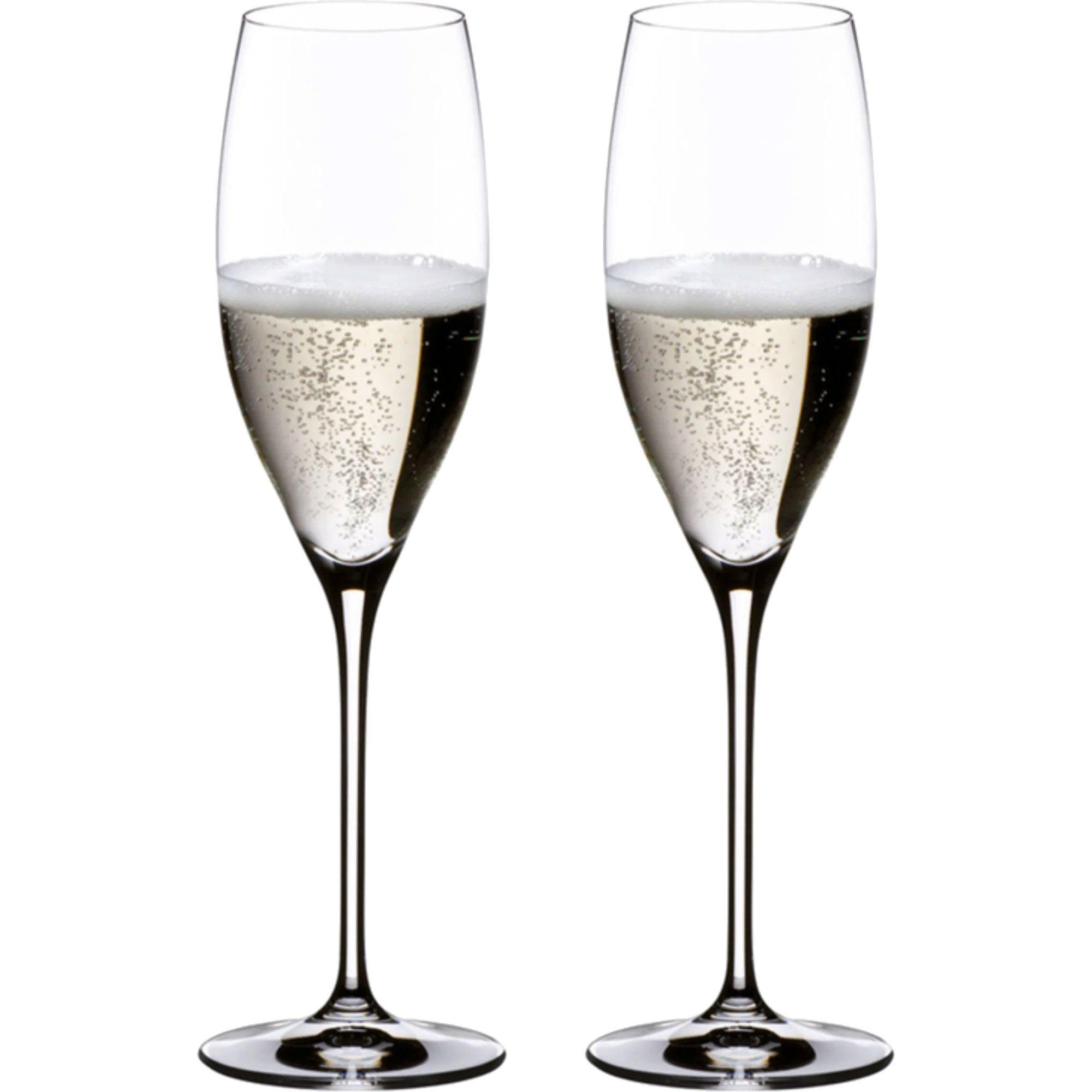Riedel Vinum Cuvée Prestige Champagneglas 23 cl2-pack