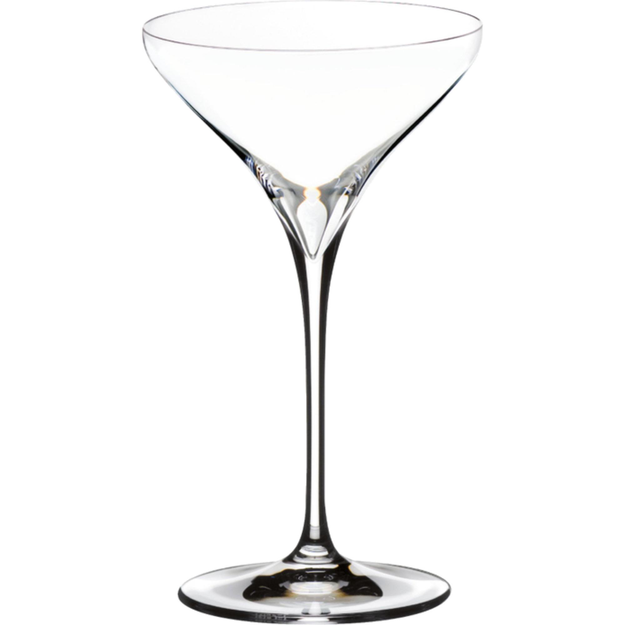Riedel Vitits Martiniglas 25 cl 2-pack