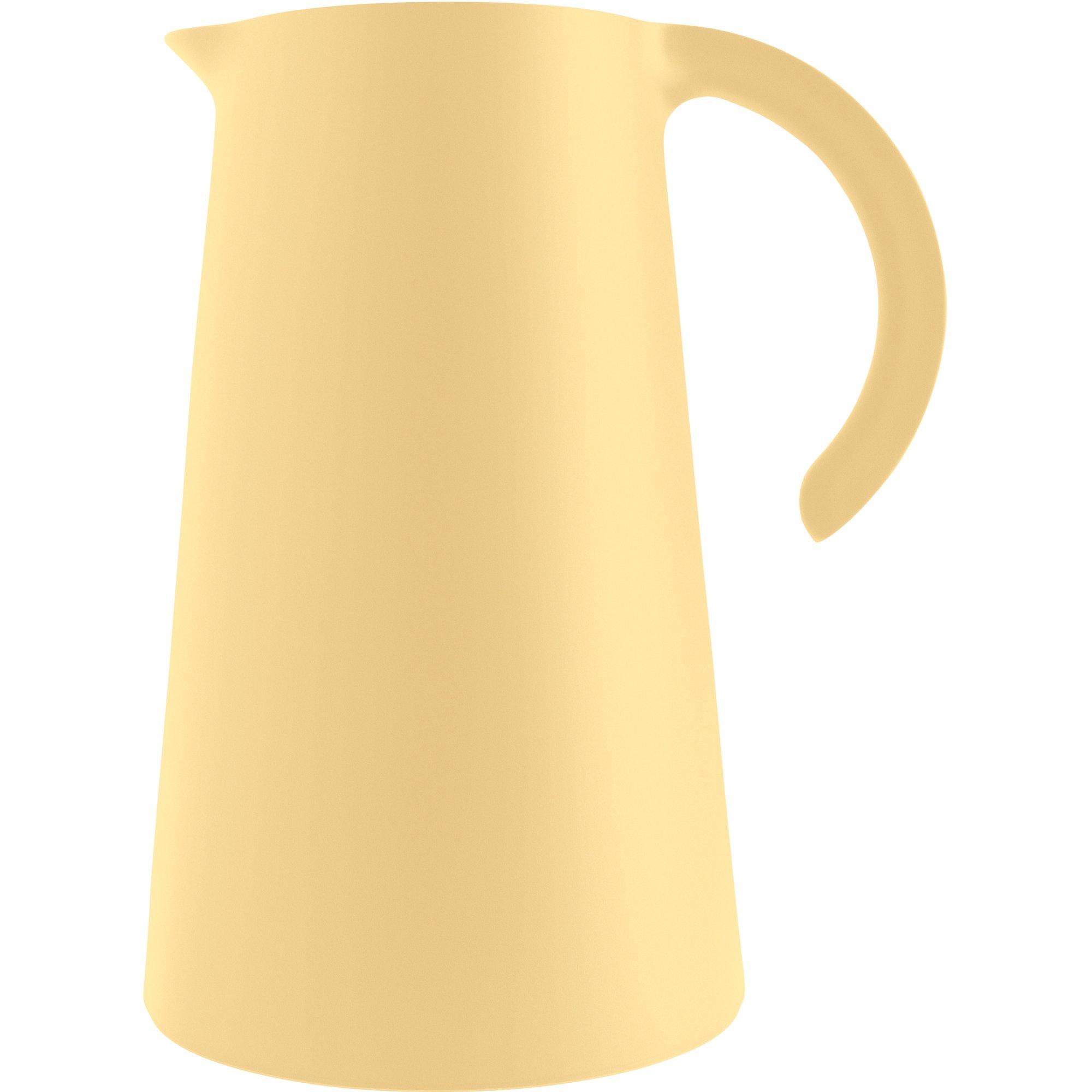 Eva Solo Rise Termoskanna 1 liter Lemon drop