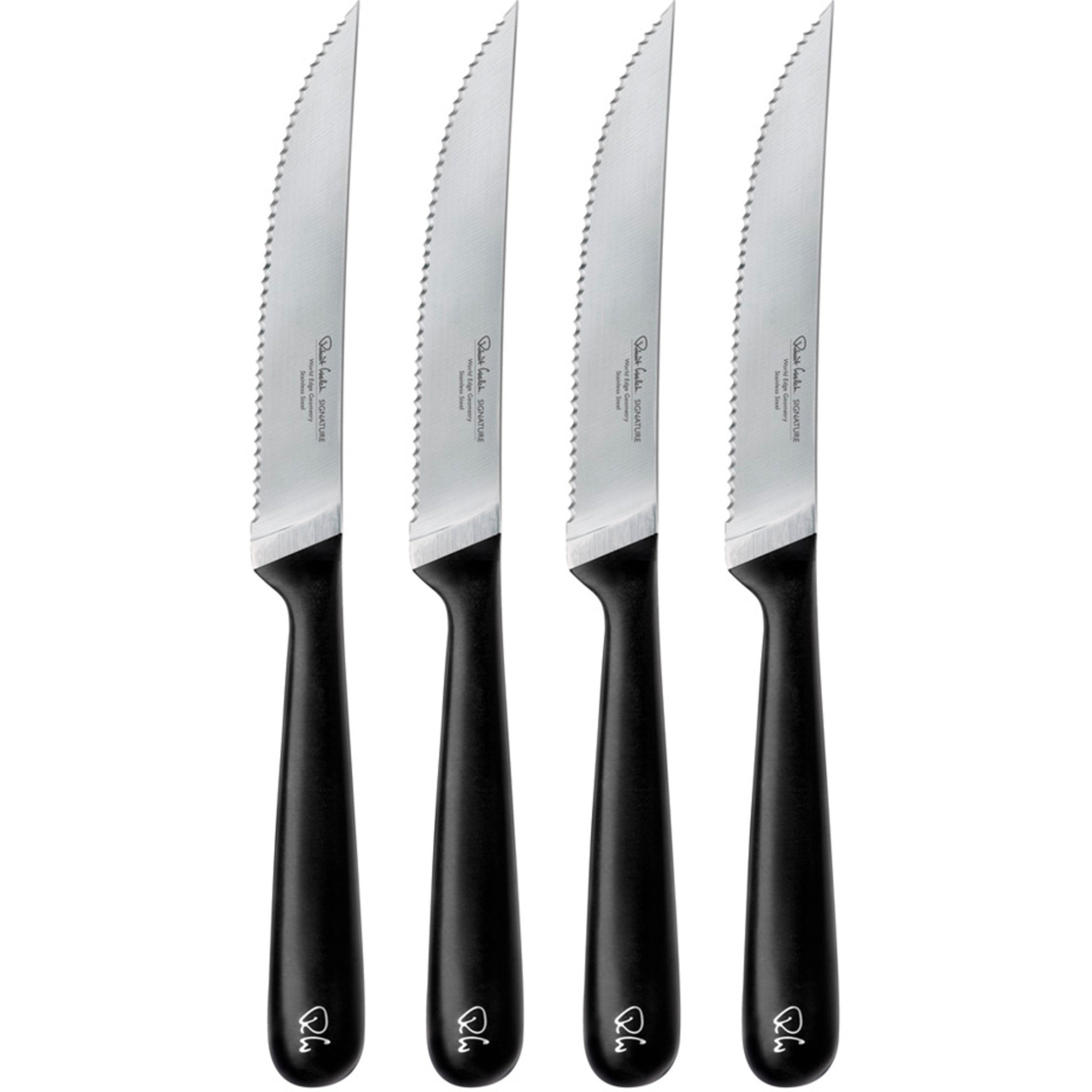 Robert Welch Signature Stekkniv Tandad 4-pack