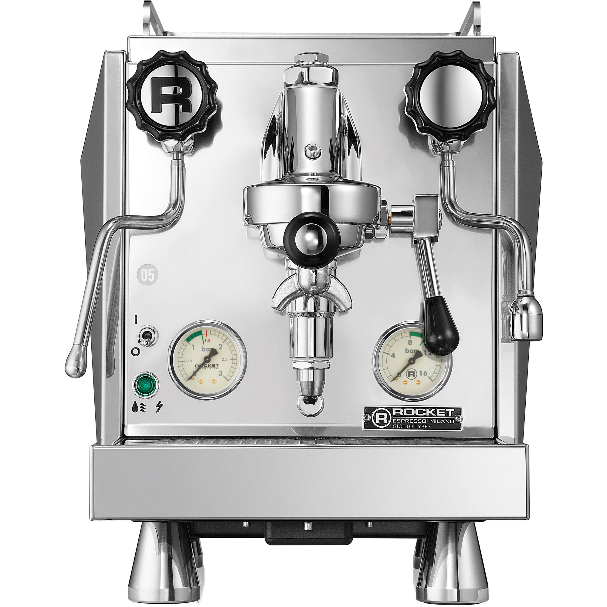 Rocket Giotto Cronometro V Espressomaskin