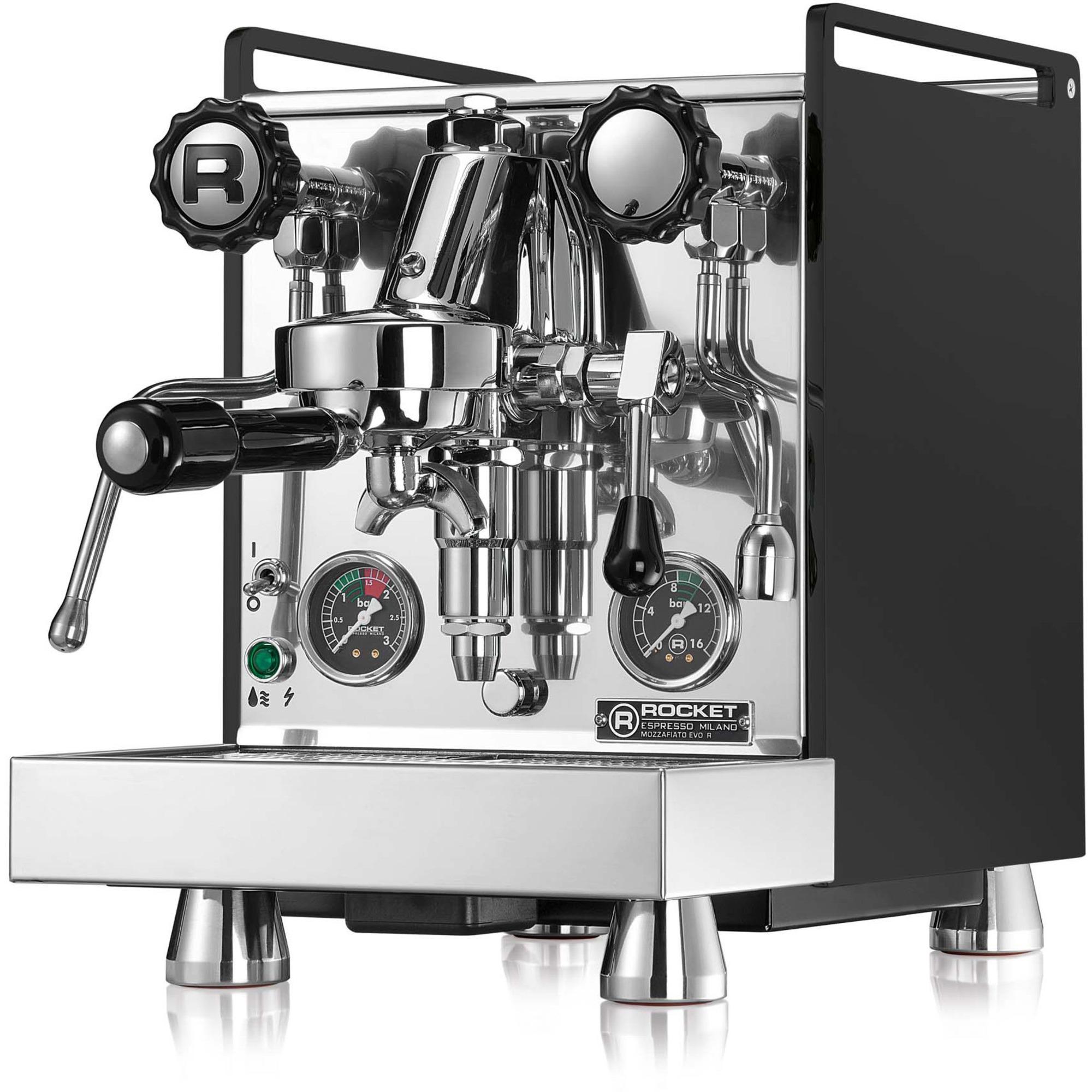 Rocket Mozzafiato Espressomaskin Evoluzione RSvart