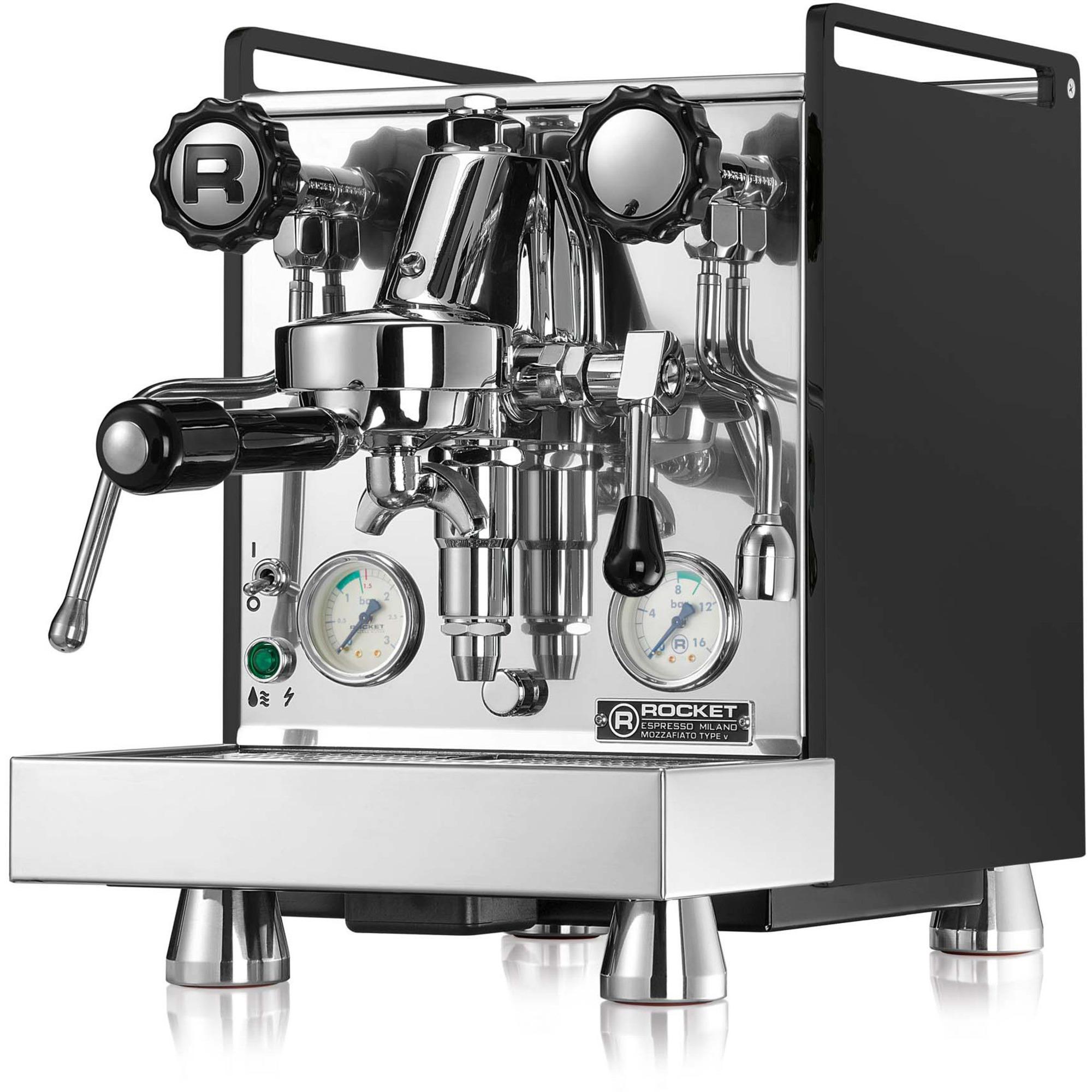 Rocket Mozzafiato Espressomaskin Type V Svart
