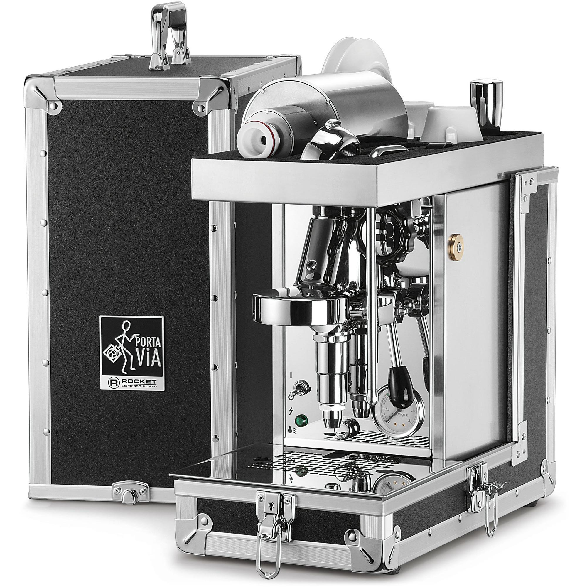 Rocket Porta Via portabel espressomaskin