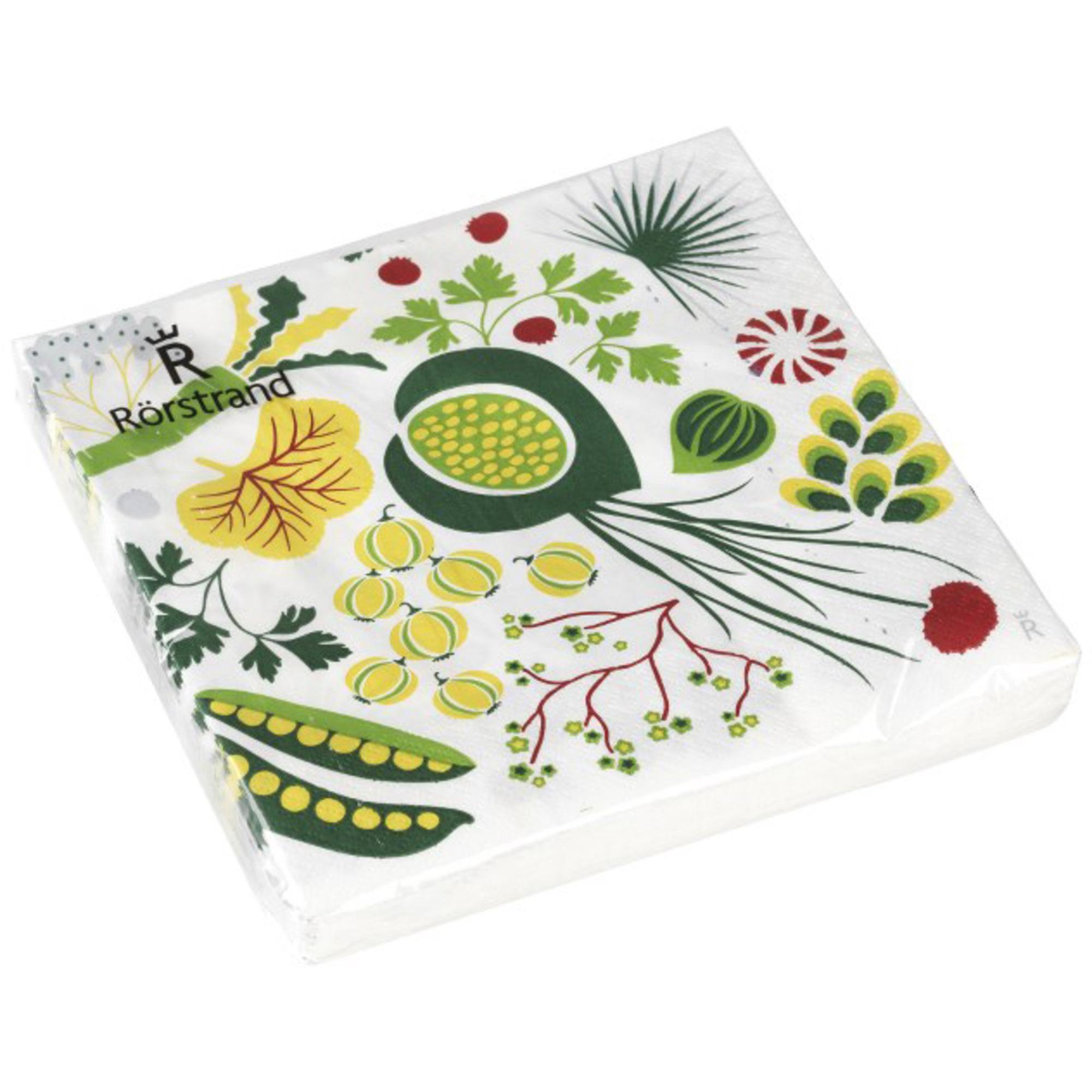 Rörstrand Kulinara Servett 33×33 cm 20-pack