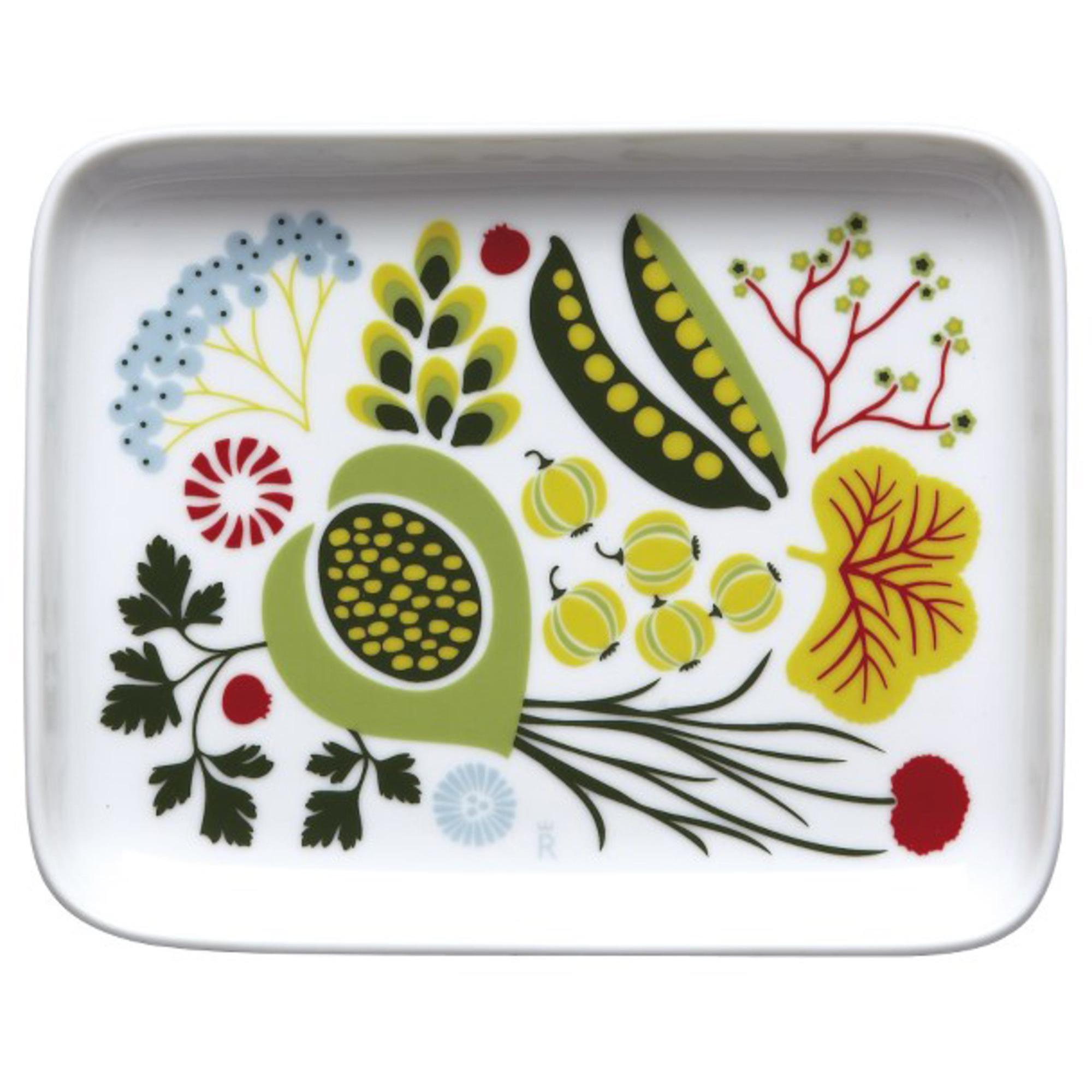 Rörstrand Kulinara Tallrik 19×15 cm