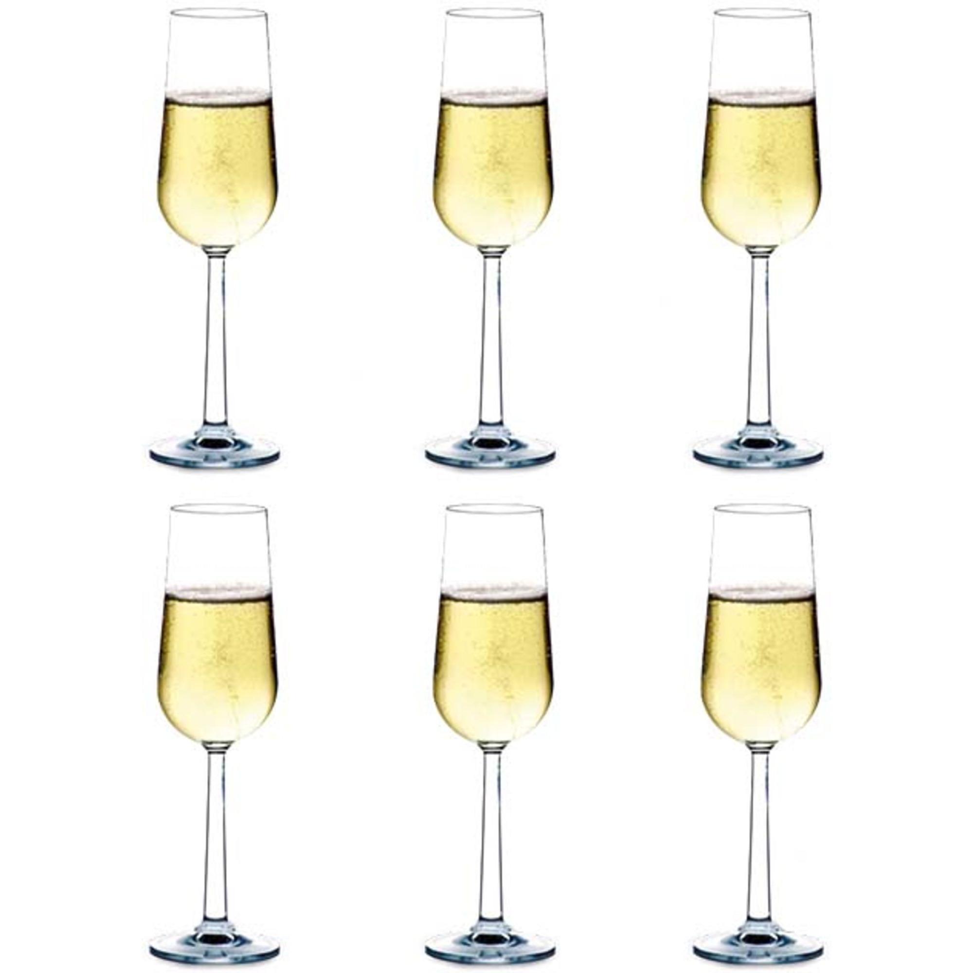 Rosendahl Grand Cru Champagneglas 24 cl 6 st