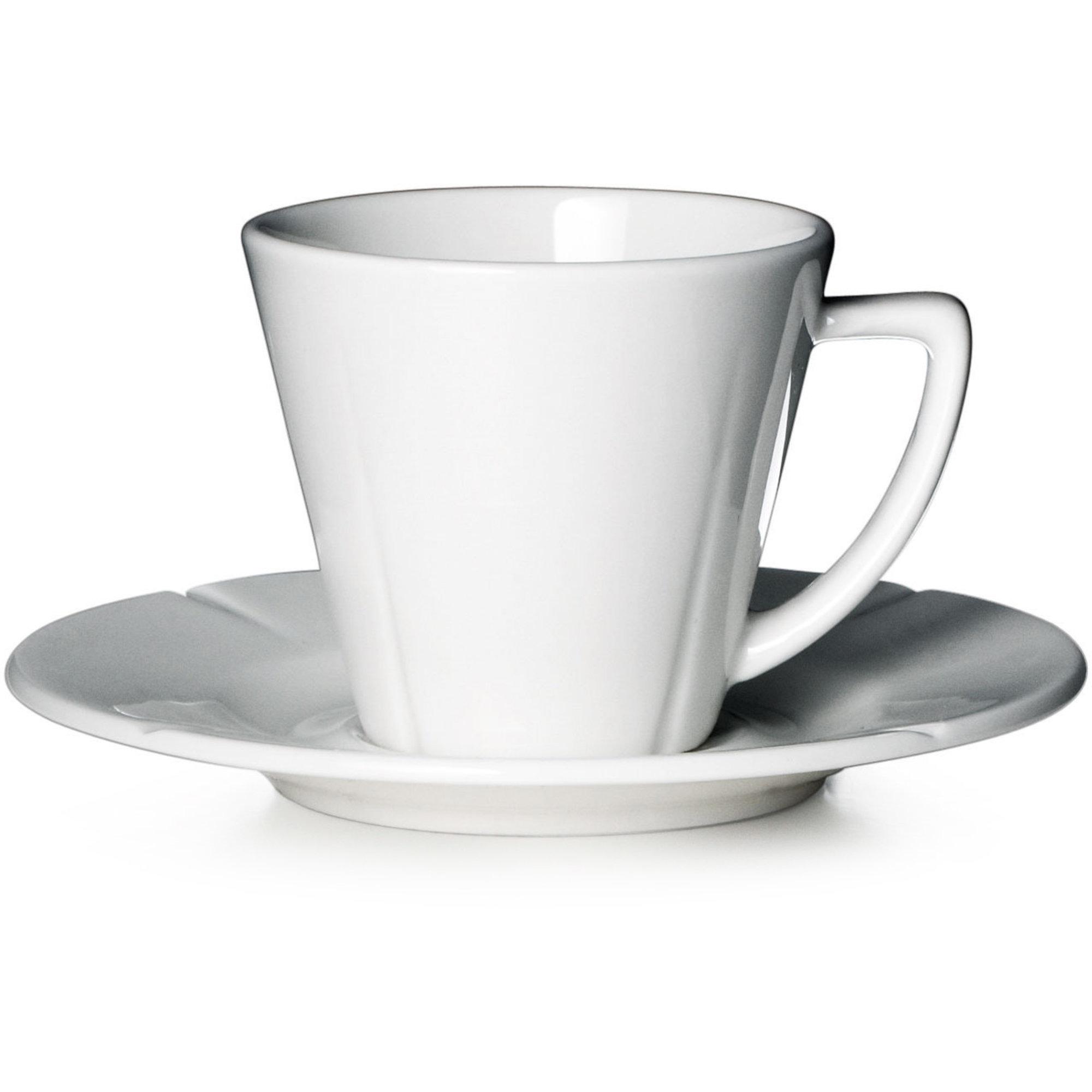 Rosendahl Grand Cru Espressokopp med fat 9 cl