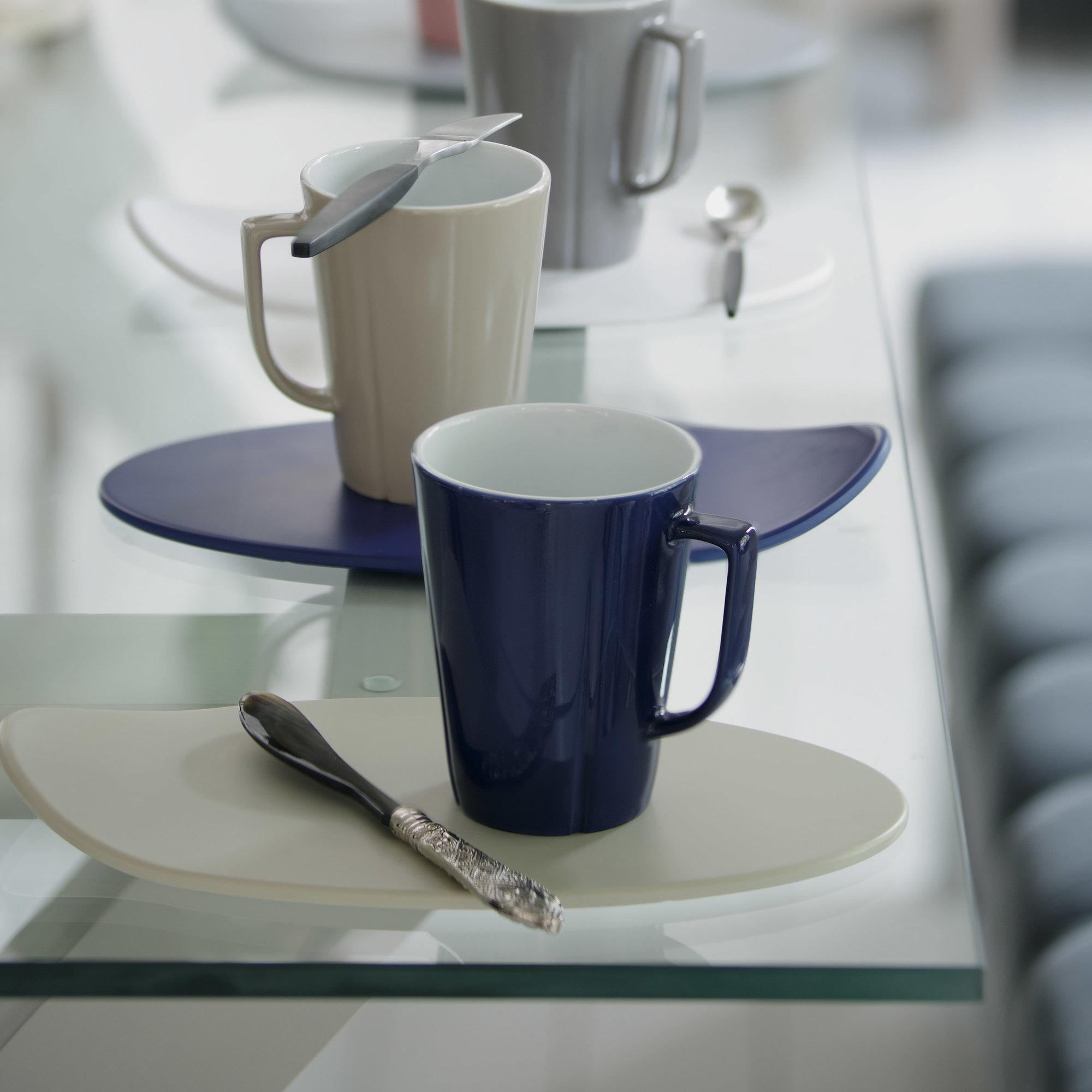 Grand Cru Krus 34 cl., blå fra Rosendahl » Hurtig Levering