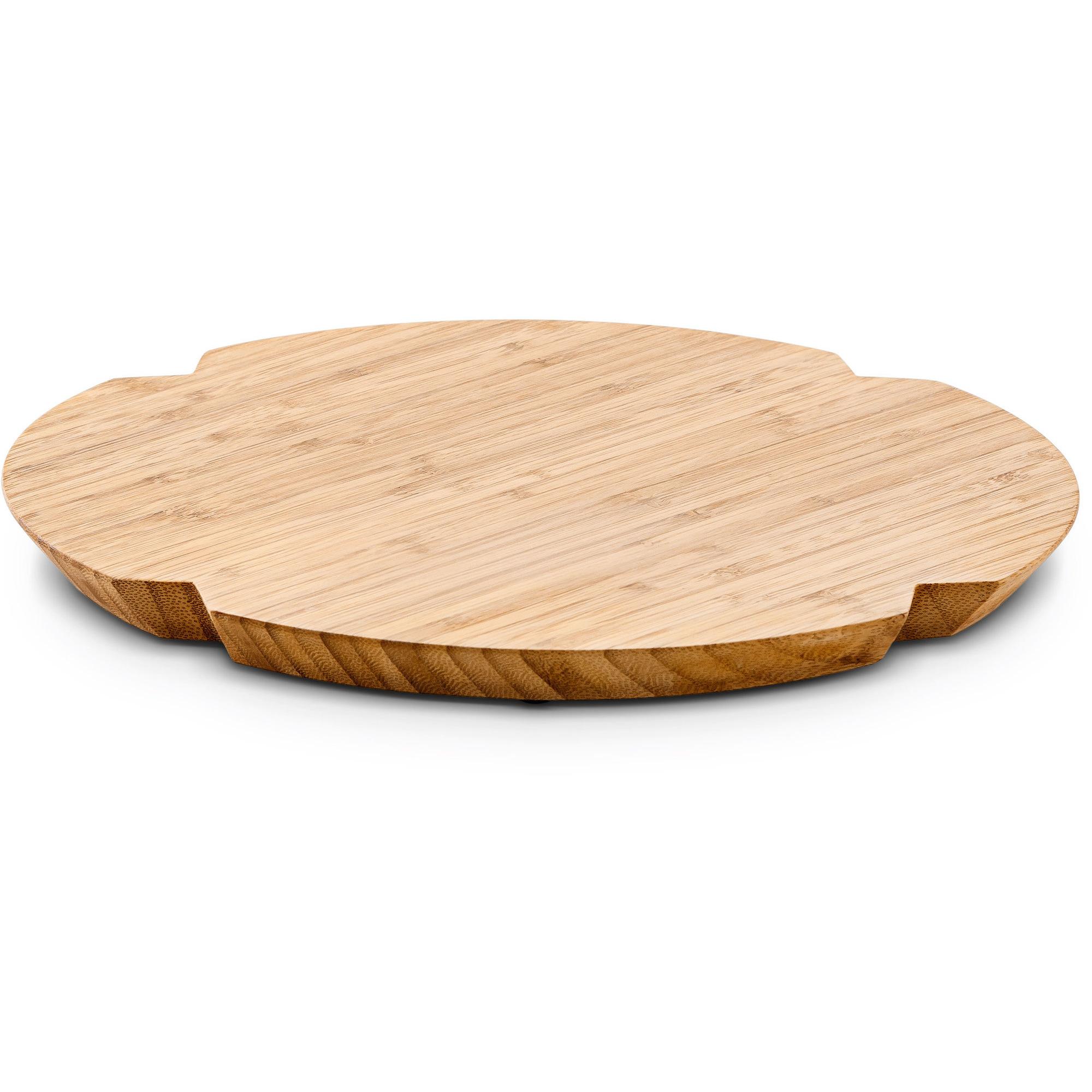 Rosendahl Grand Cru Ostbricka Rund Bambu 30 cm
