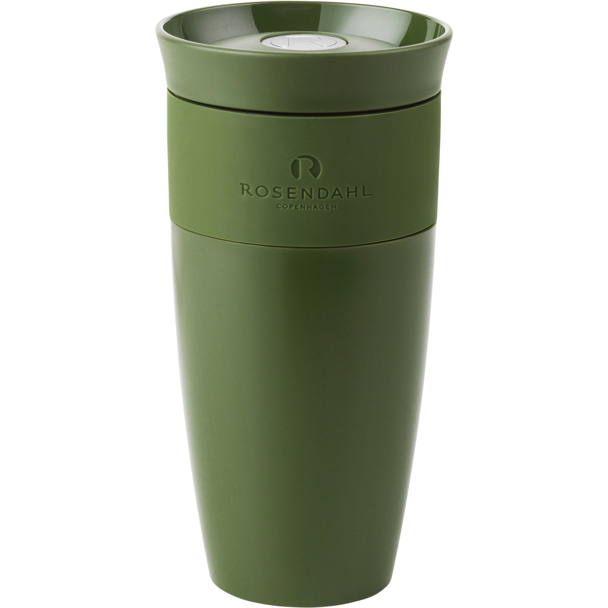 Rosendahl Grand Cru To Go Mugg 28 cl olivgrön
