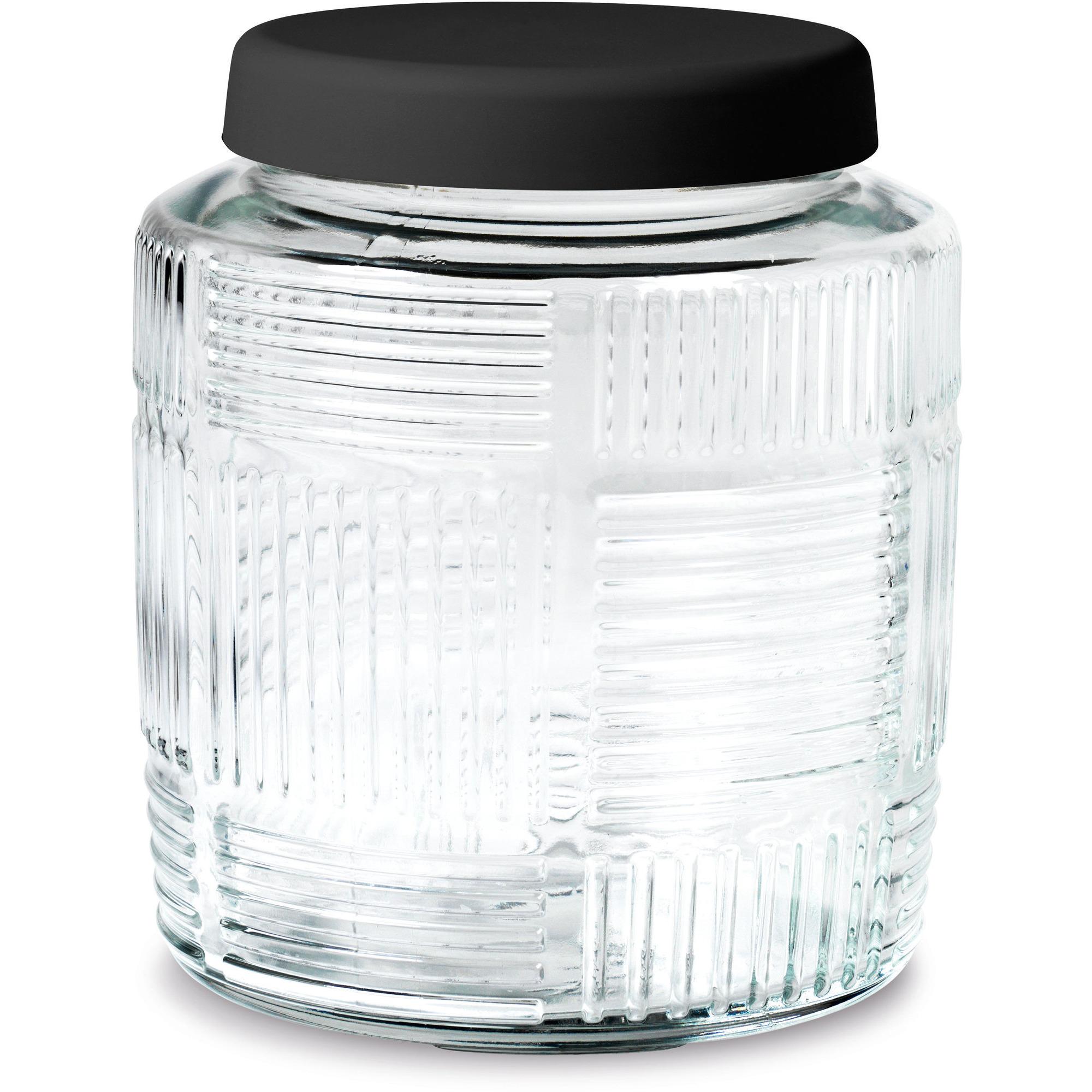 Rosendahl Nanna Ditzel Förvaringsglas 09 L. sort