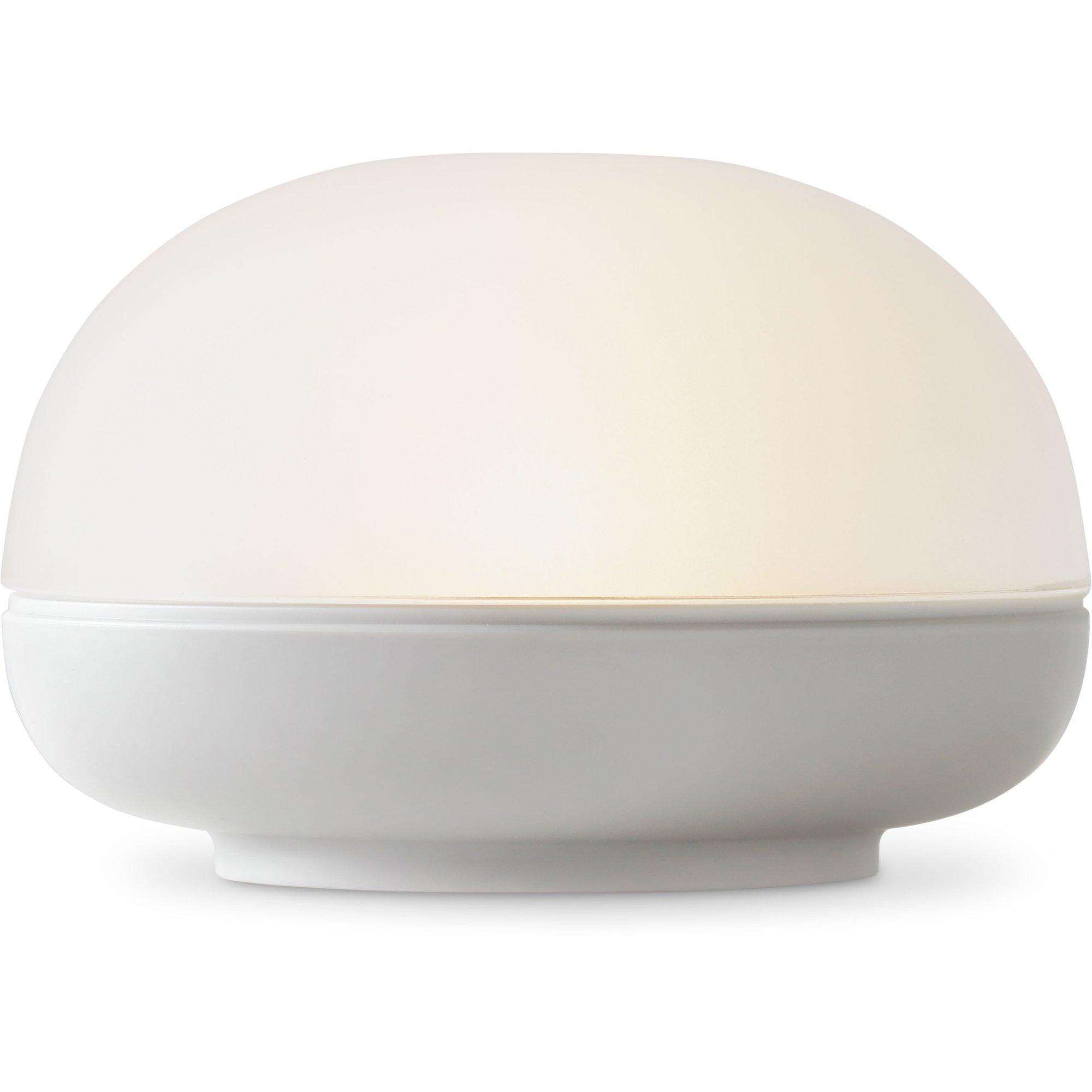 Rosendahl Soft Spot LED lampa Ø9 cm. Vit