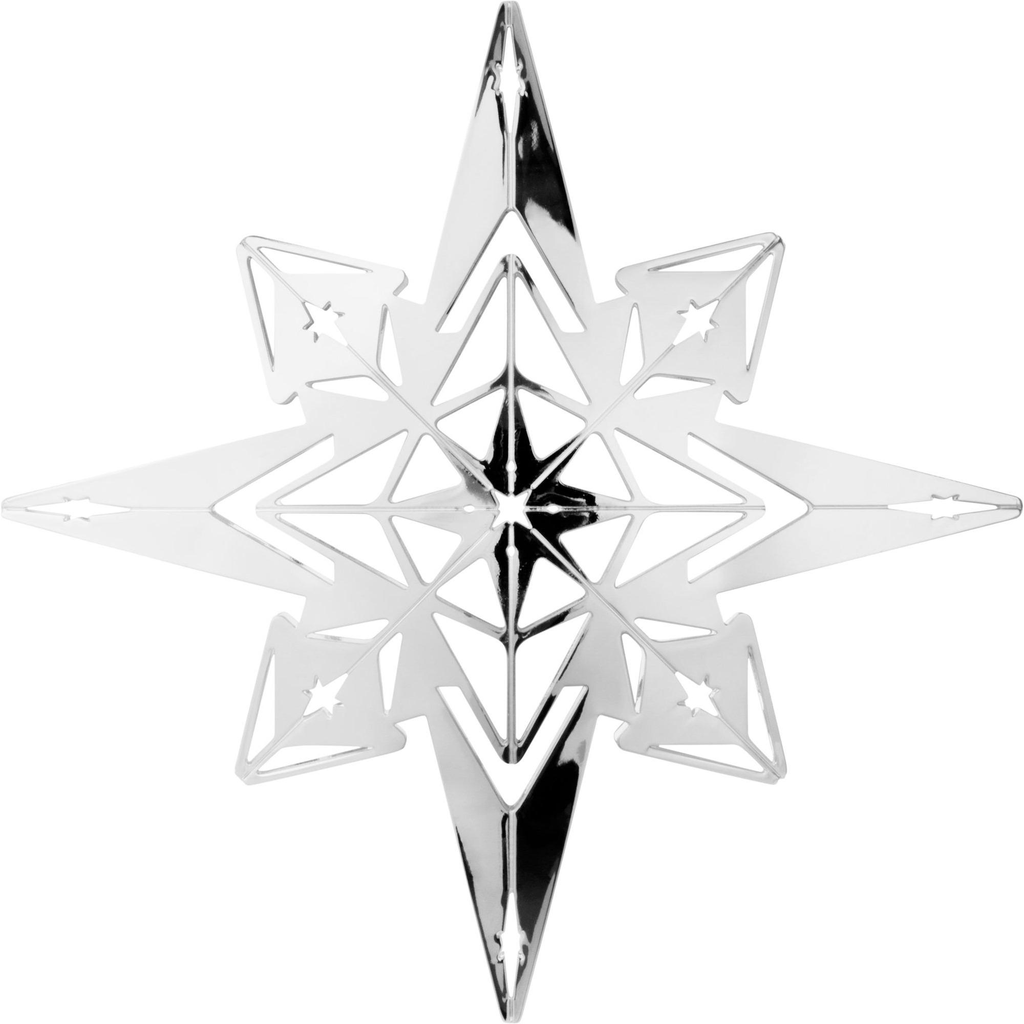 Rosendahl Stjärnhänge 9,5 cm Försilvrat