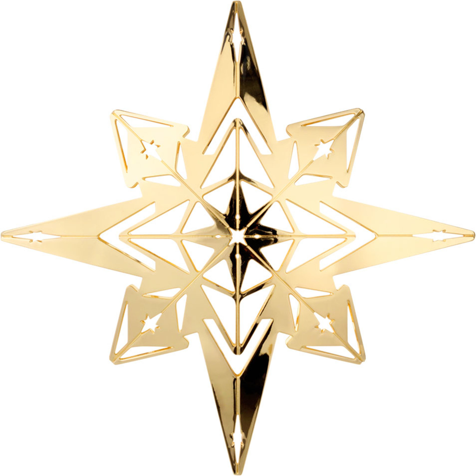Rosendahl Stjärnhänge 95 cm Förgyllt