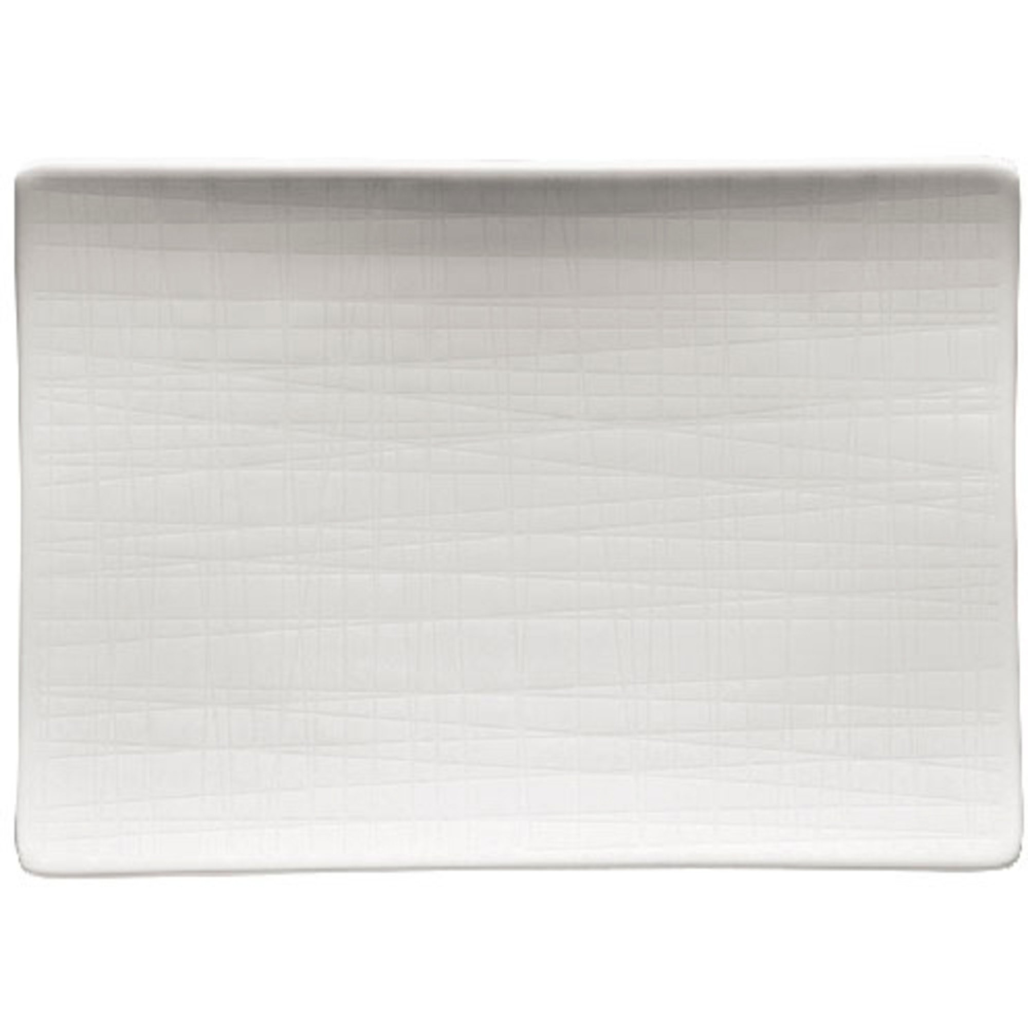 Rosenthal Mesh Relief Fat 18 x 13 cm