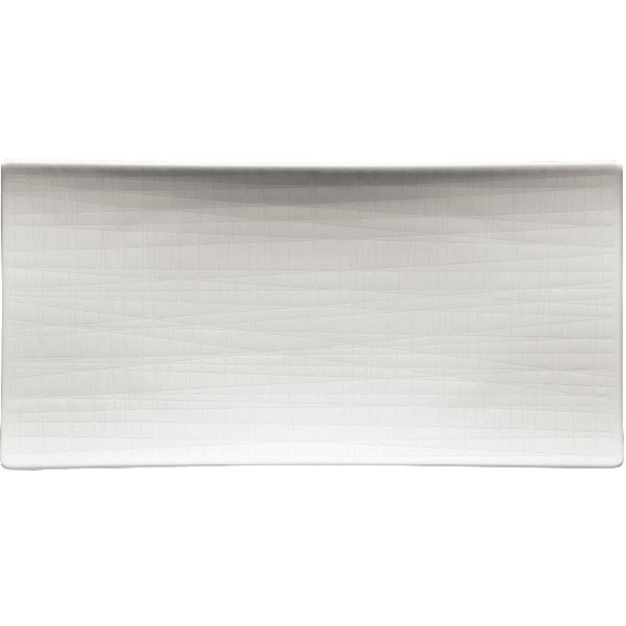 Rosenthal Mesh Relief Fat 26 x 13 cm