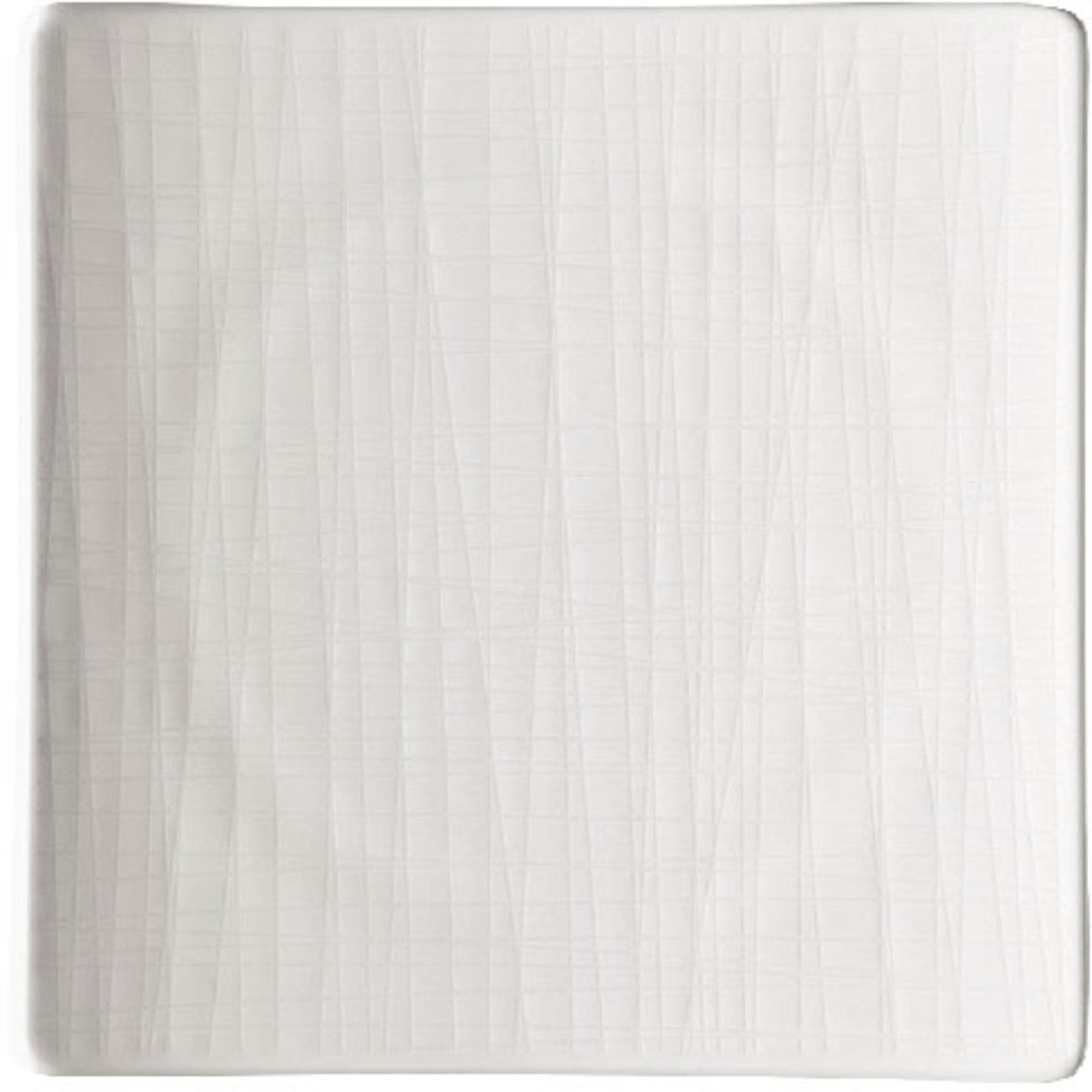 Rosenthal Mesh Relief Tallrik Kvadratisk 17 cm