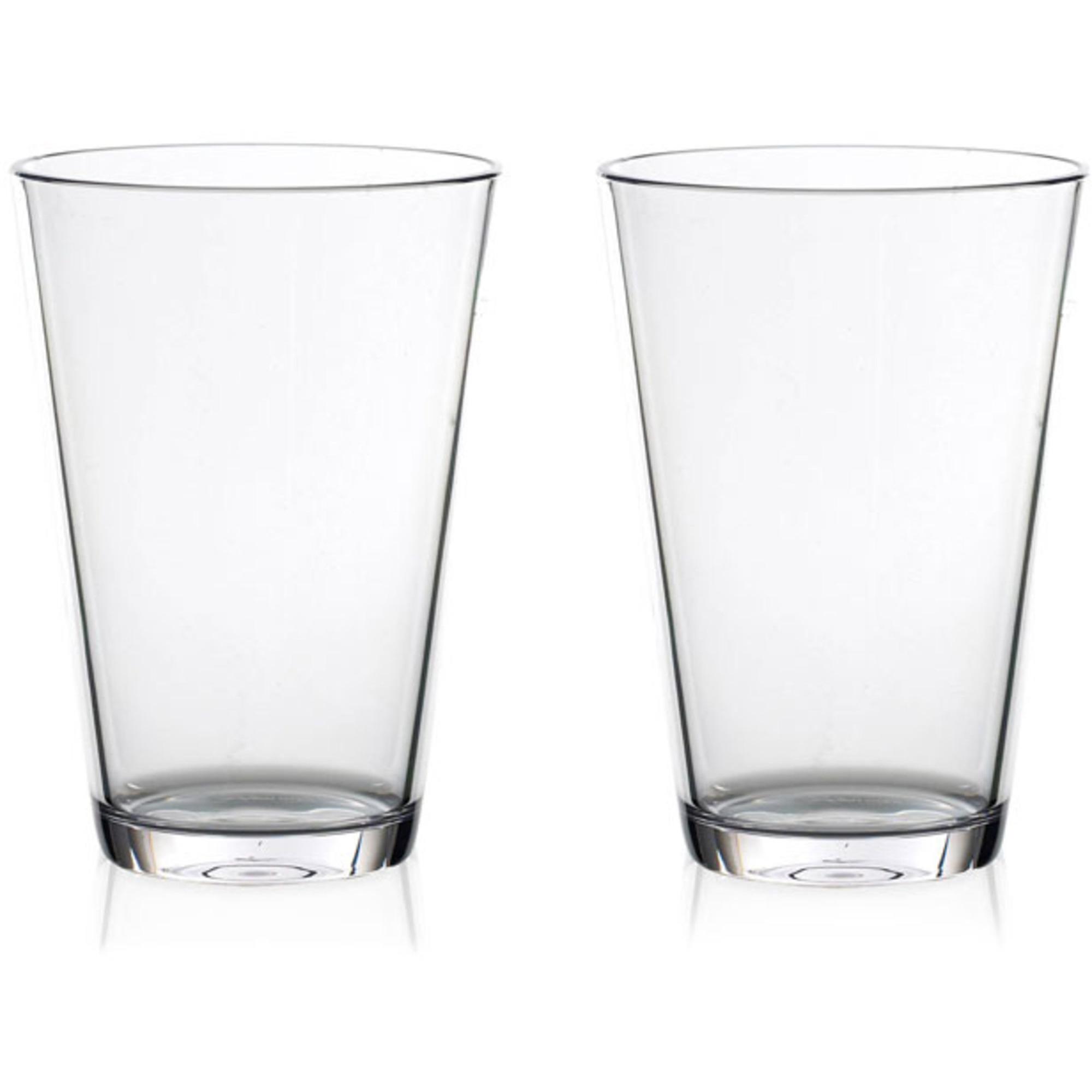 Rosti Mepal Flow Vattenglas 275 ml 2-pack