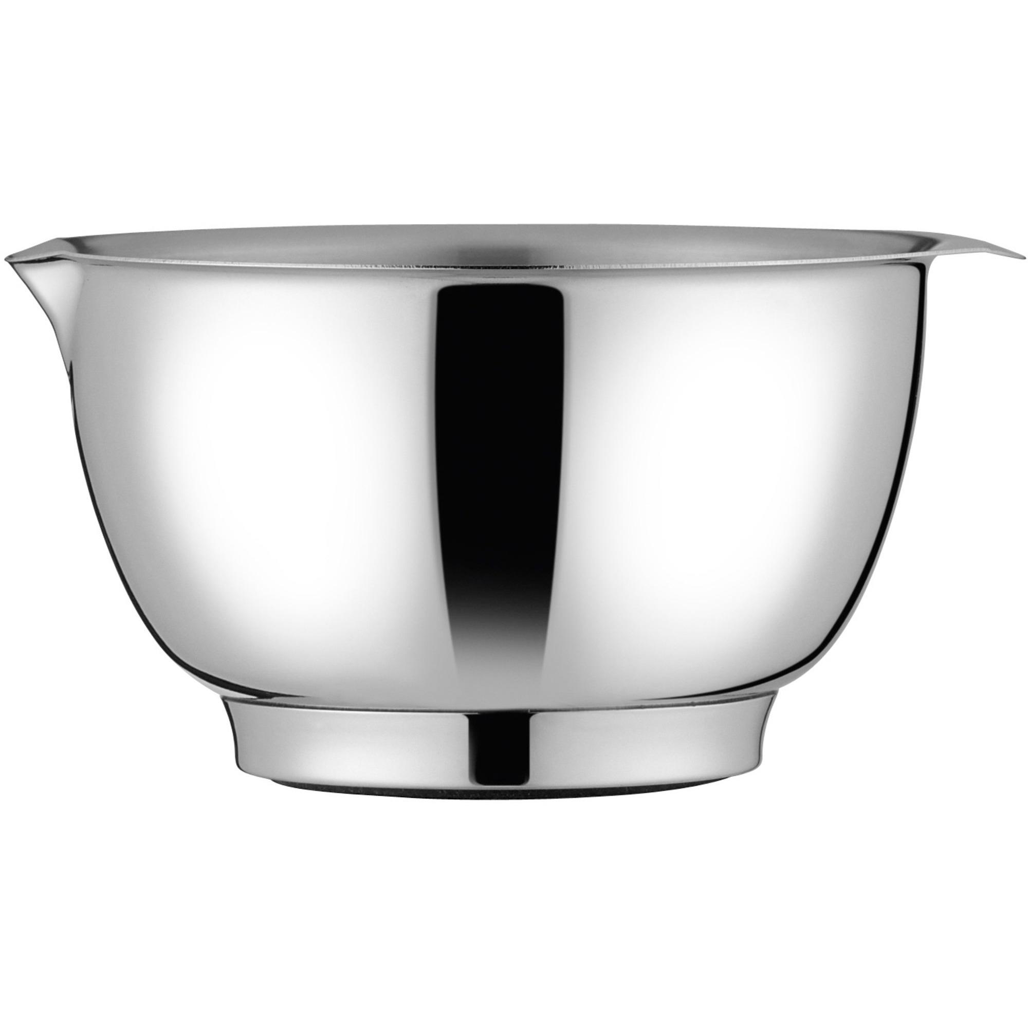 Fantastisk Margrethe-skål i stål fra Rosti Mepal » Hurtig Levering HY19