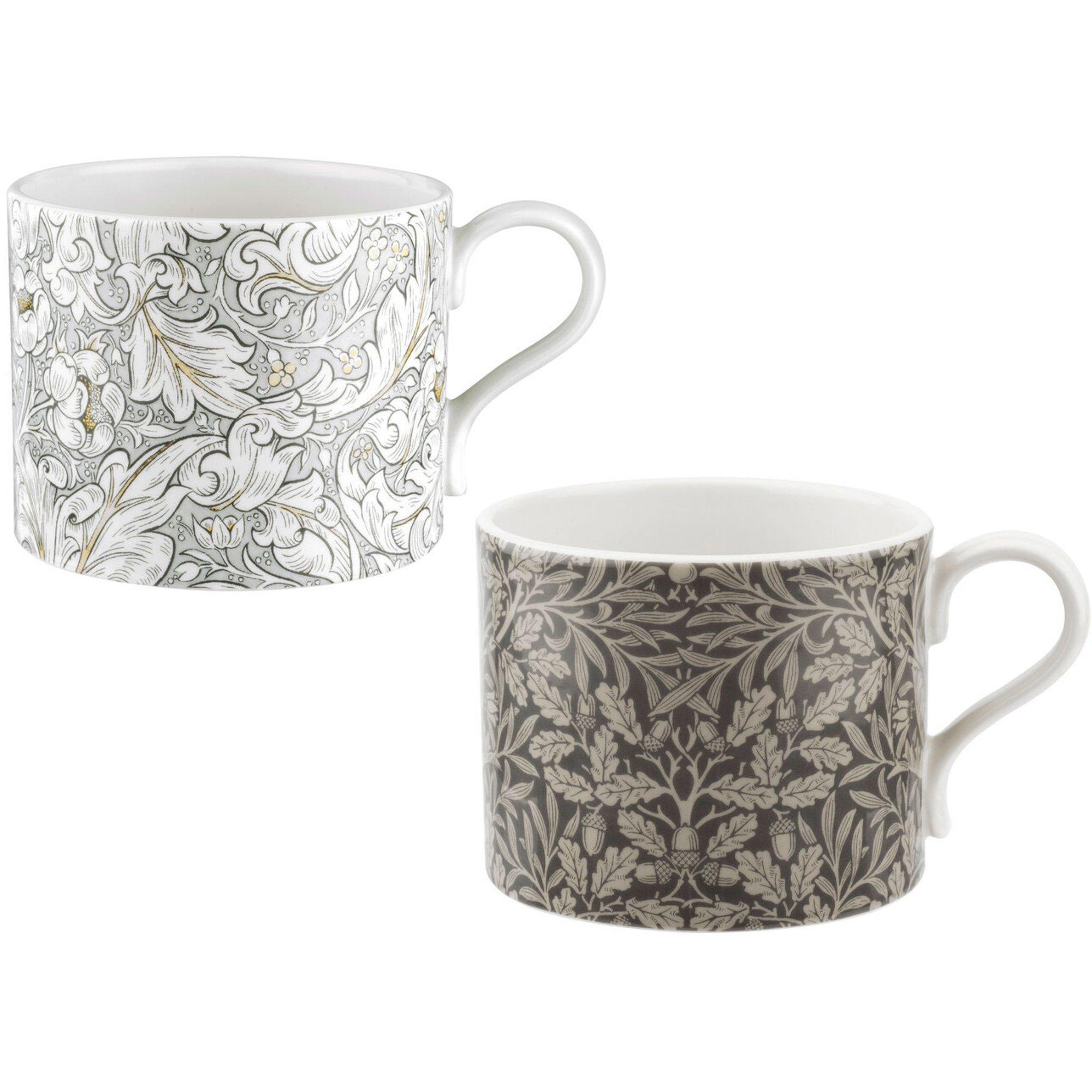 Royal Worcester Pure Bachelors & Acorn Mugg 2 st