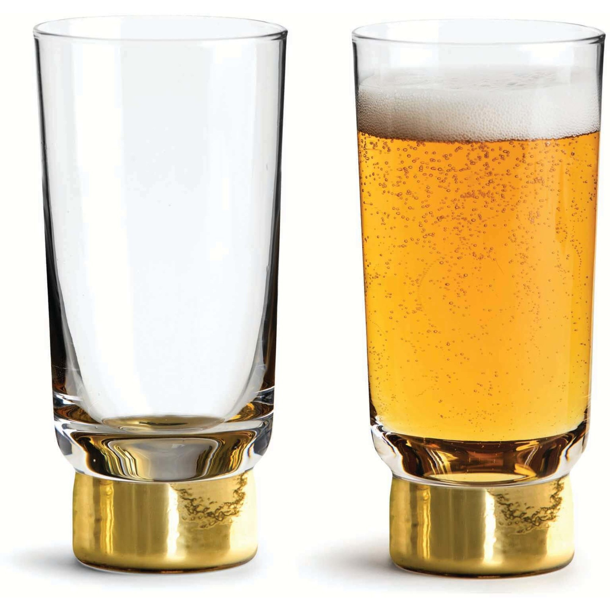 Sagaform Club glas 33 cl, 2-pack