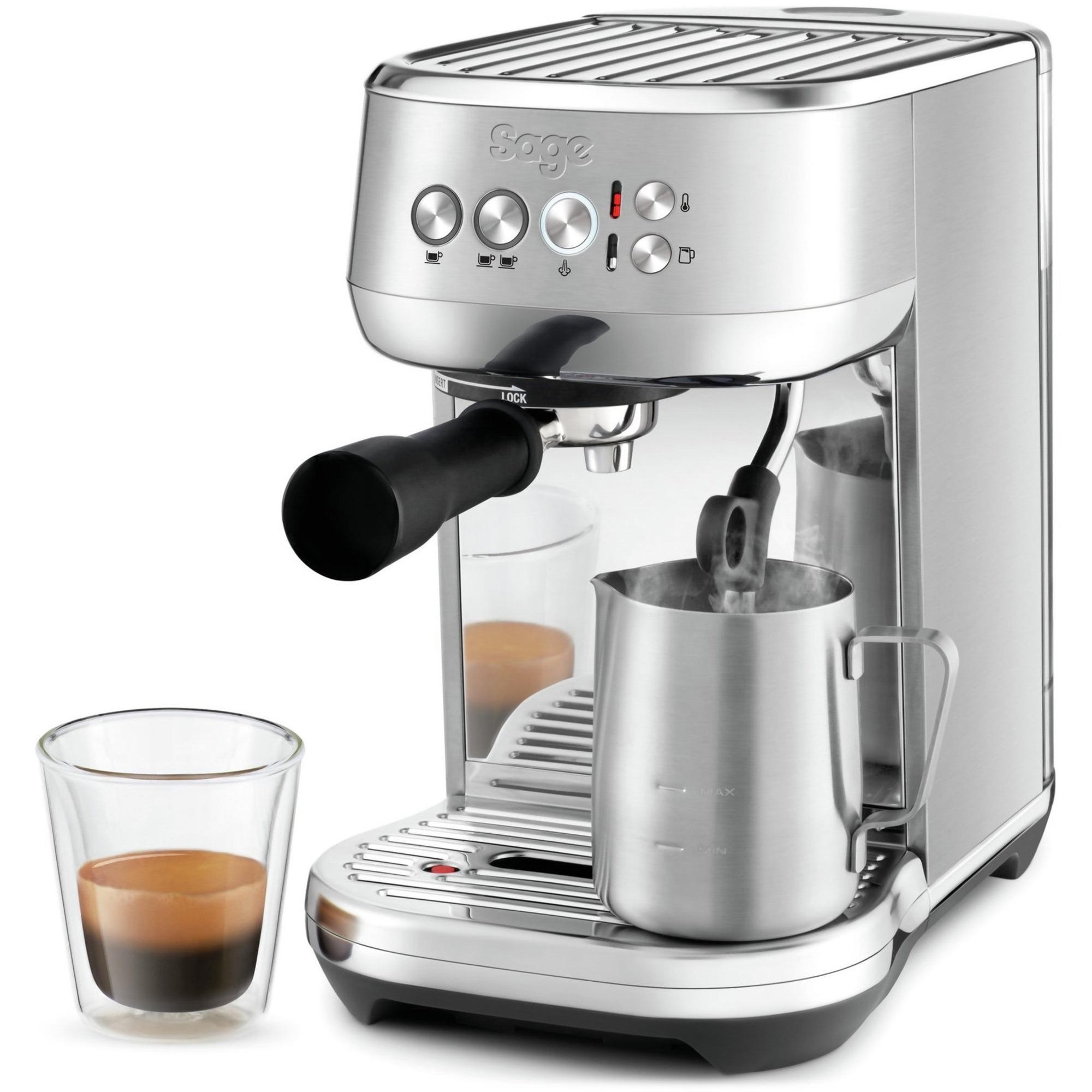 Sage BES 500 Bambino Espressomaskin