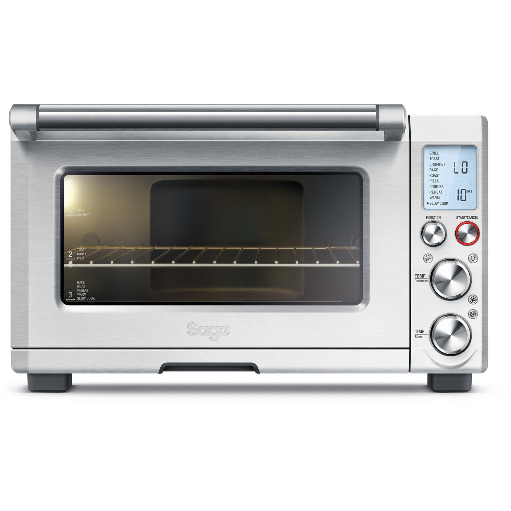 Sage The Smart Oven Pro BOV 820 BSS
