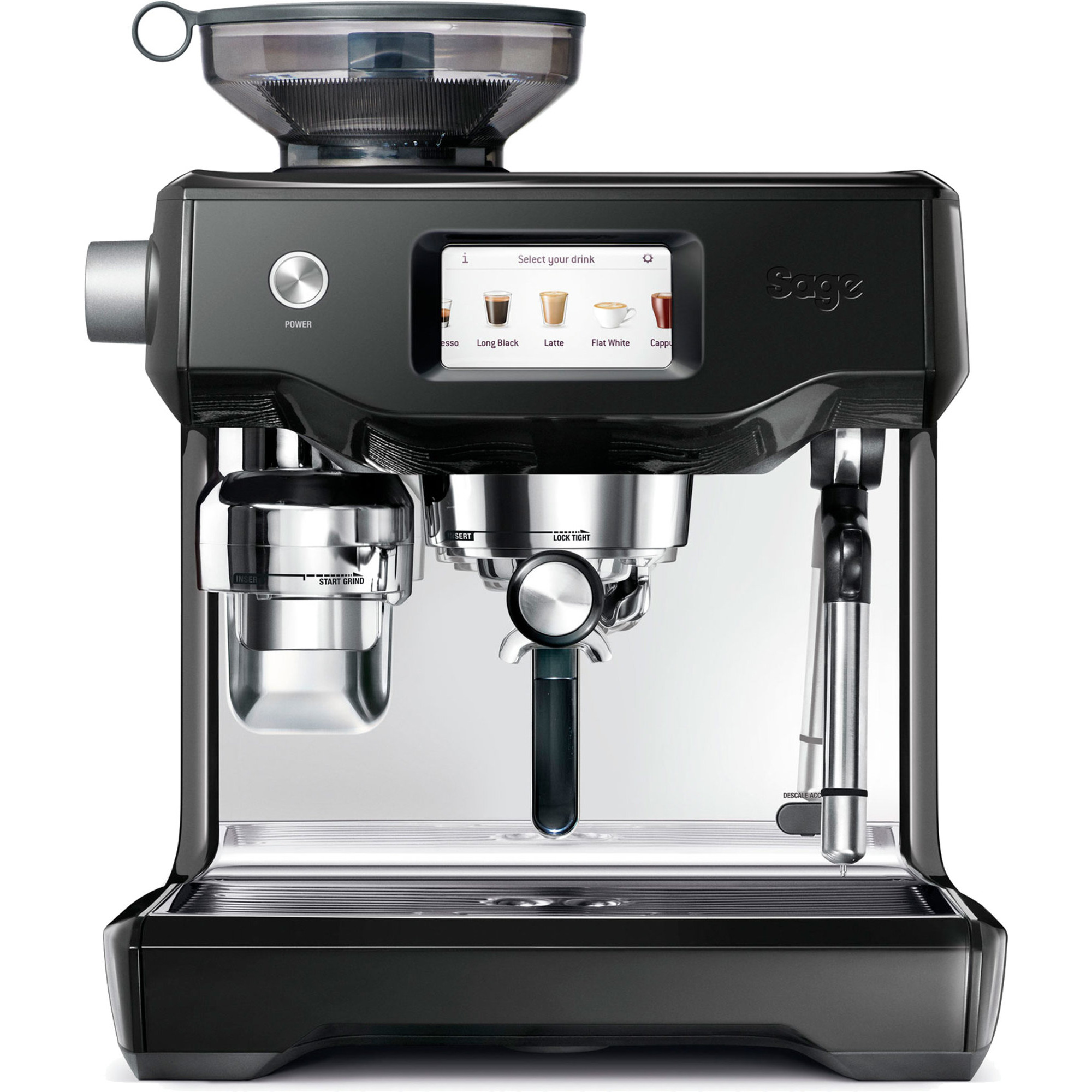 Sage SES 990 BTR Espressomaskin