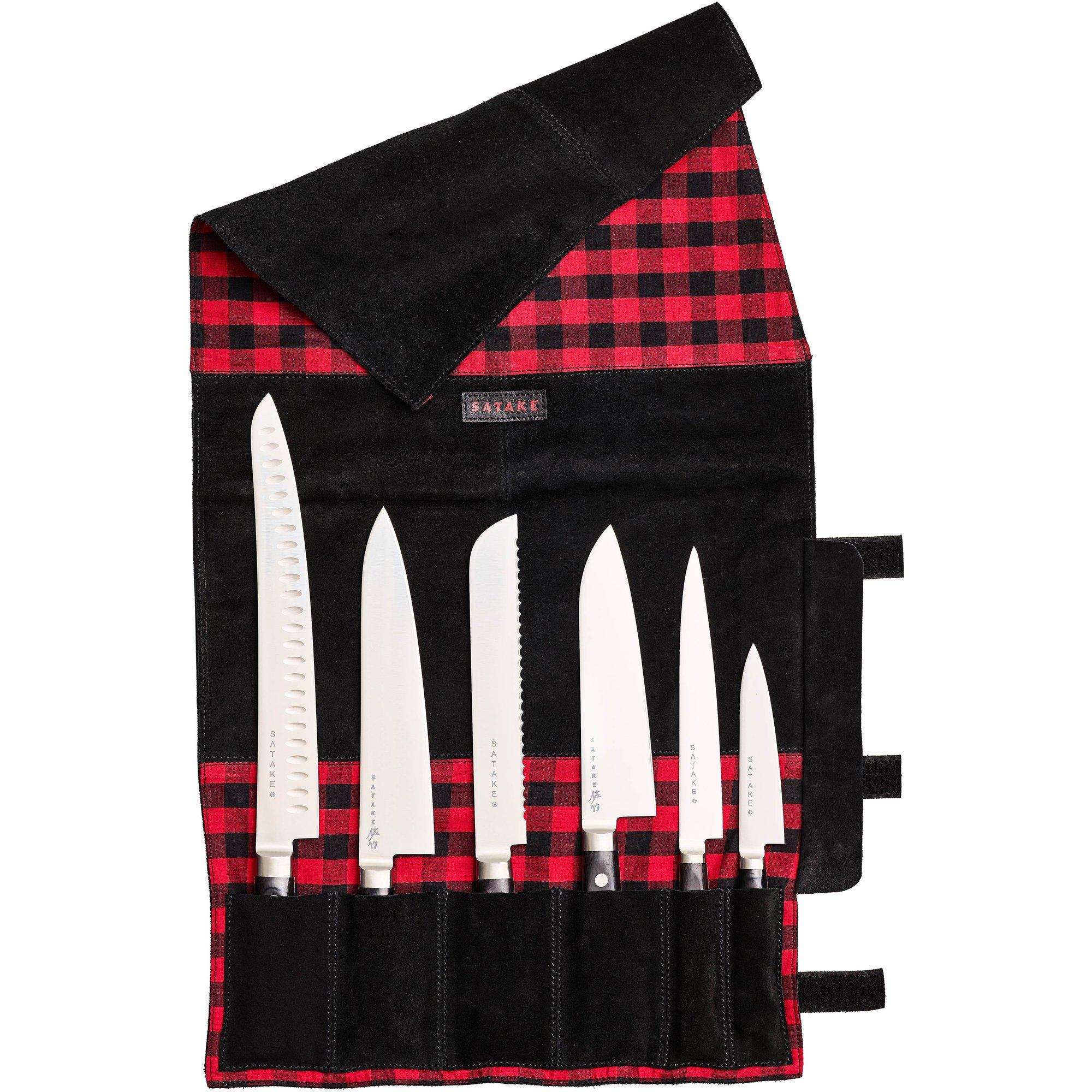 Satake Knivrulle 6 knivar