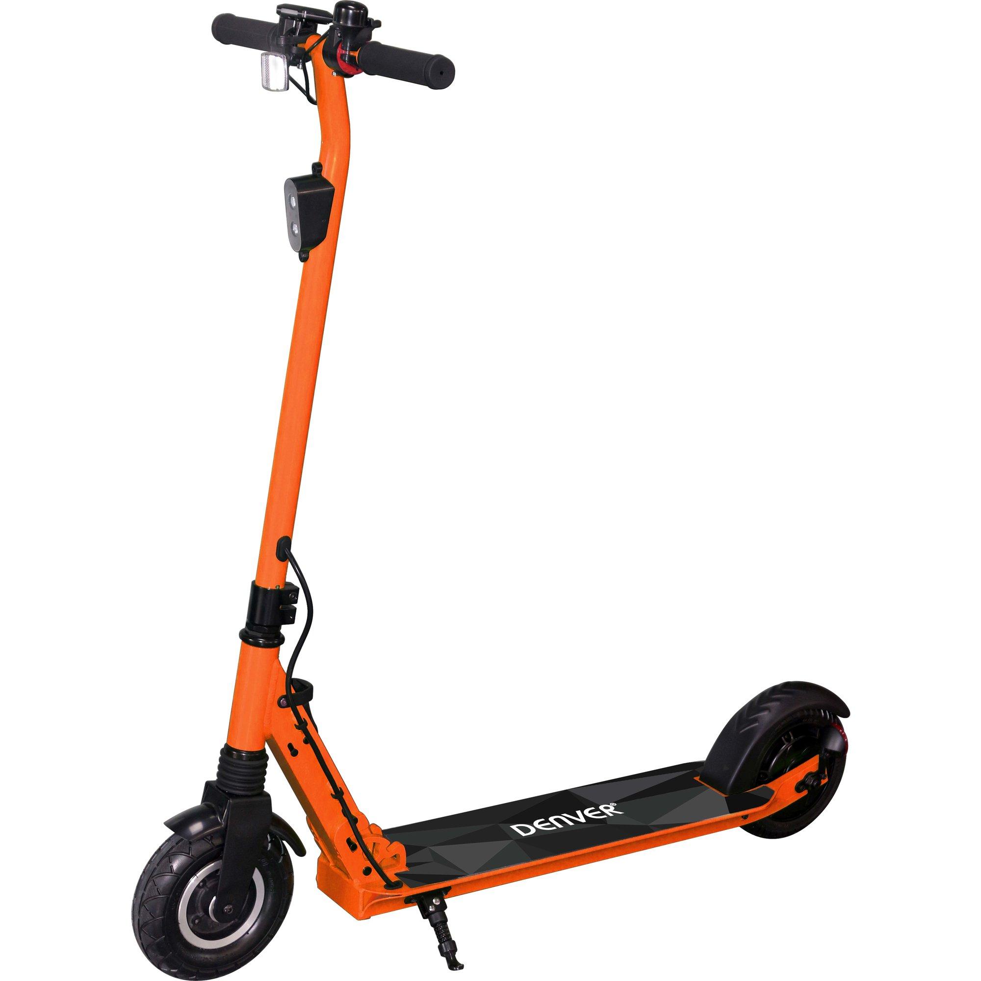 Denver SEL-80125 elektrisk scooter orange