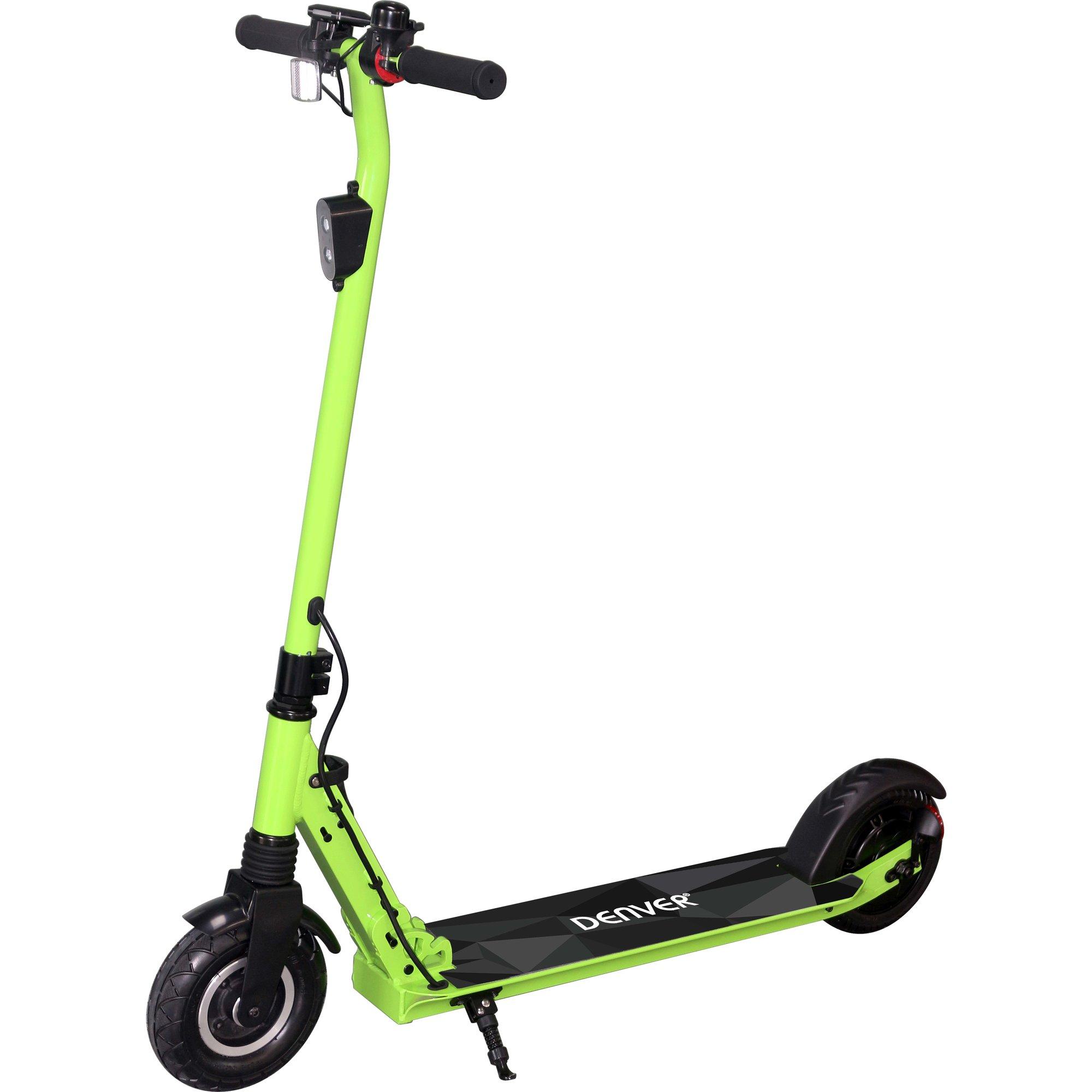 Denver SEL-80130 elektrisk scooter grön
