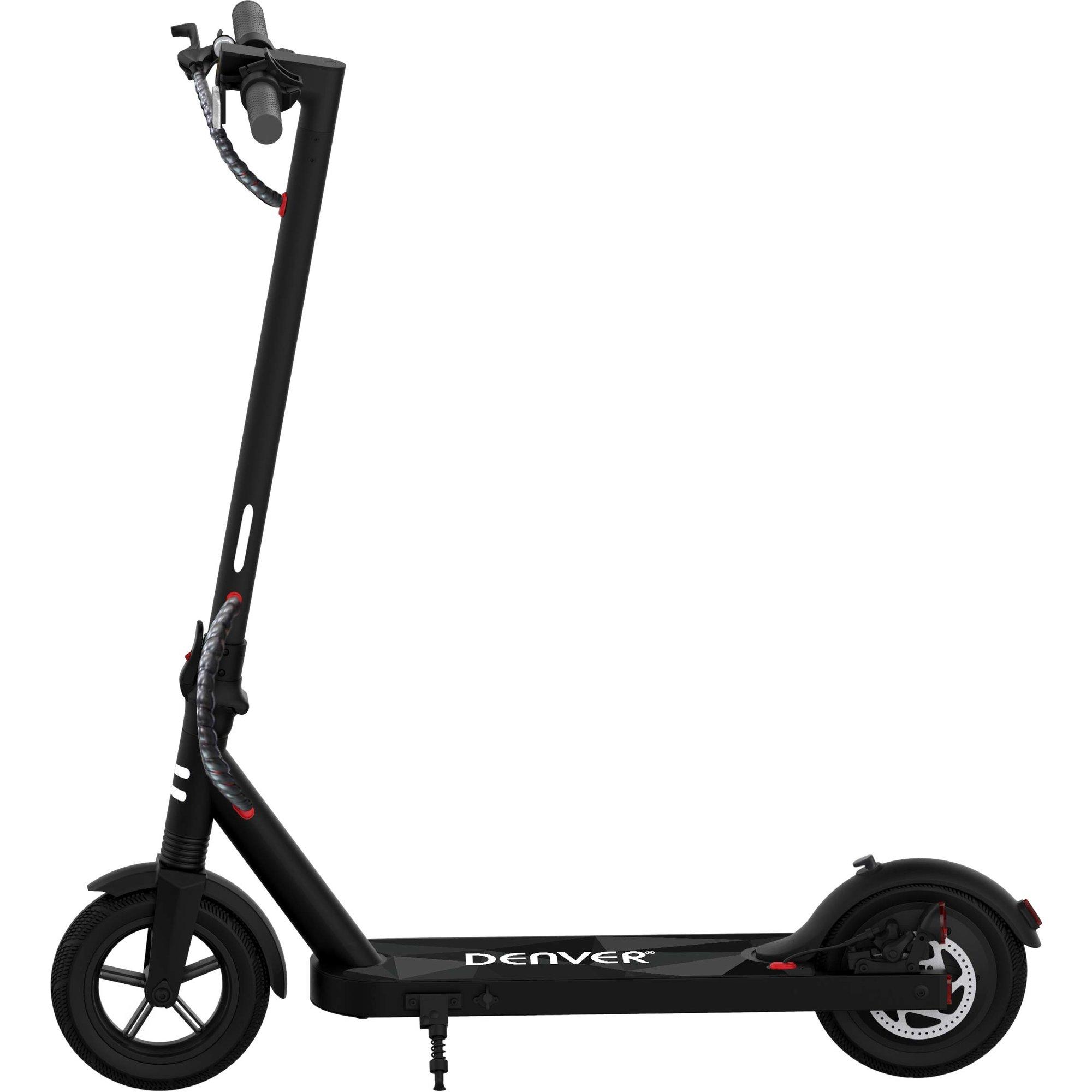 Denver SCO-85350 elektrisk scooter svart