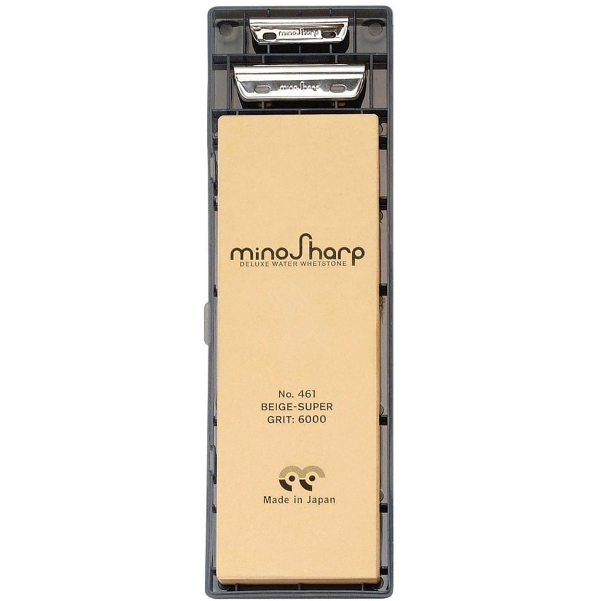 Sharp MinoSharp Slipsten #6000 med Två Fixturer