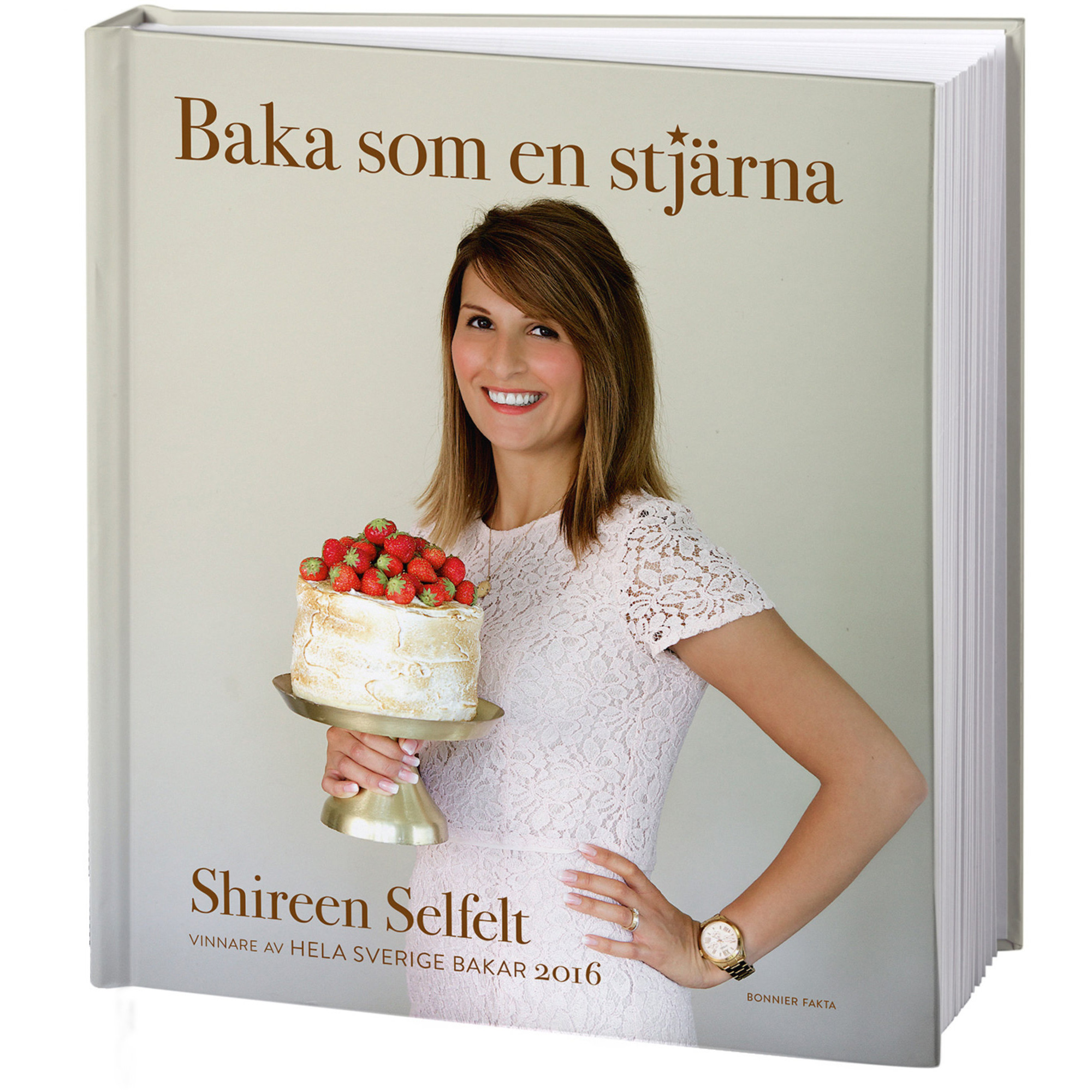 Kitchen Basic Shireen Selfelt Baka som en stjärna