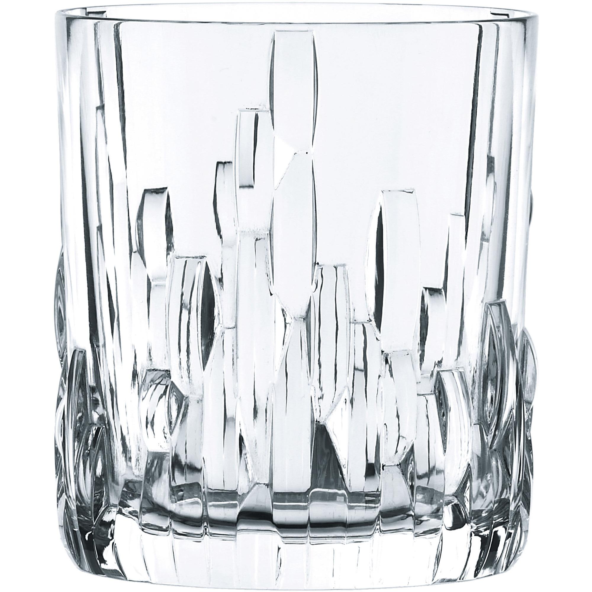 Nachtmann Shu Fa Whiskyglas tumbler 33cl 4-p
