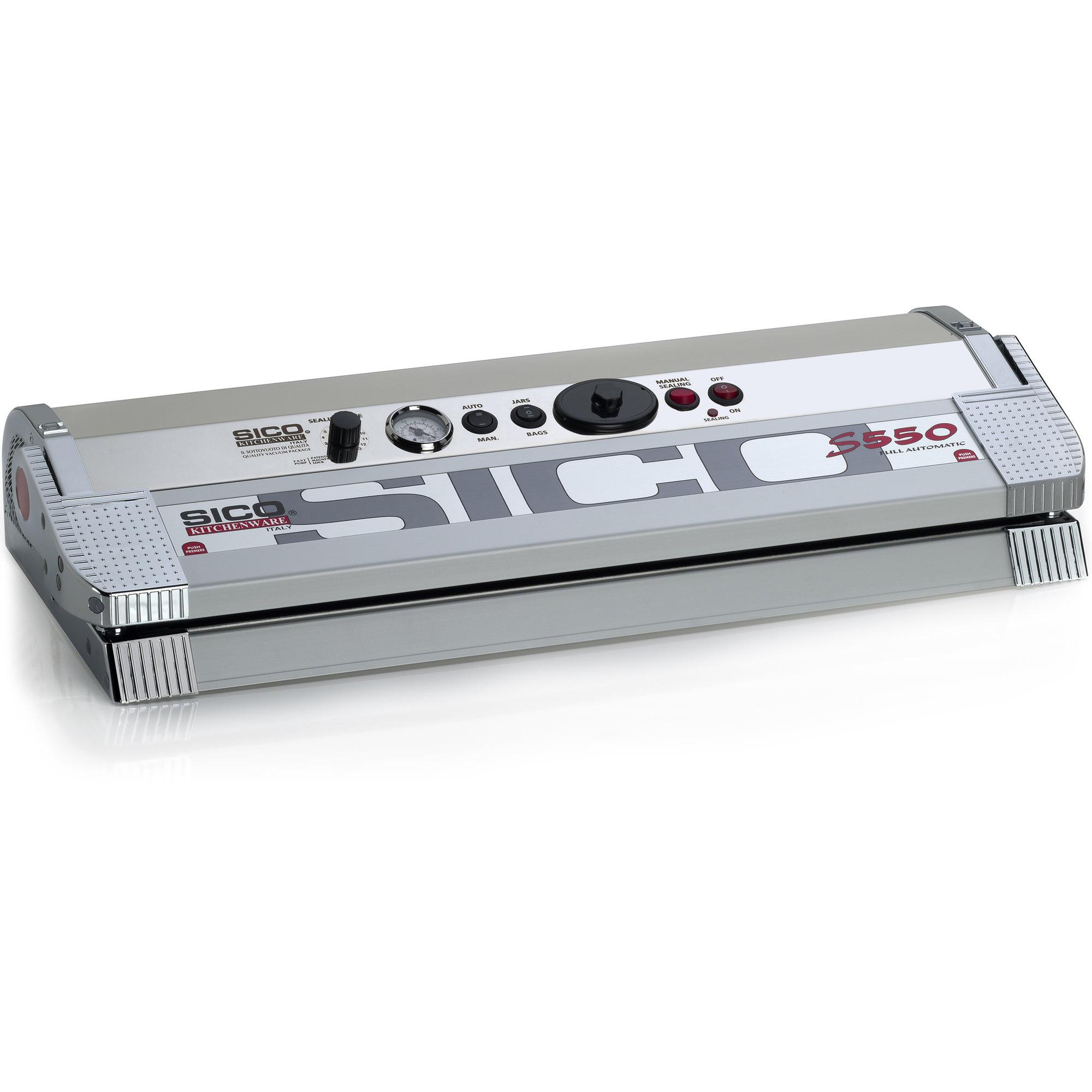 Sico S-550 SR Vakuumförpackare