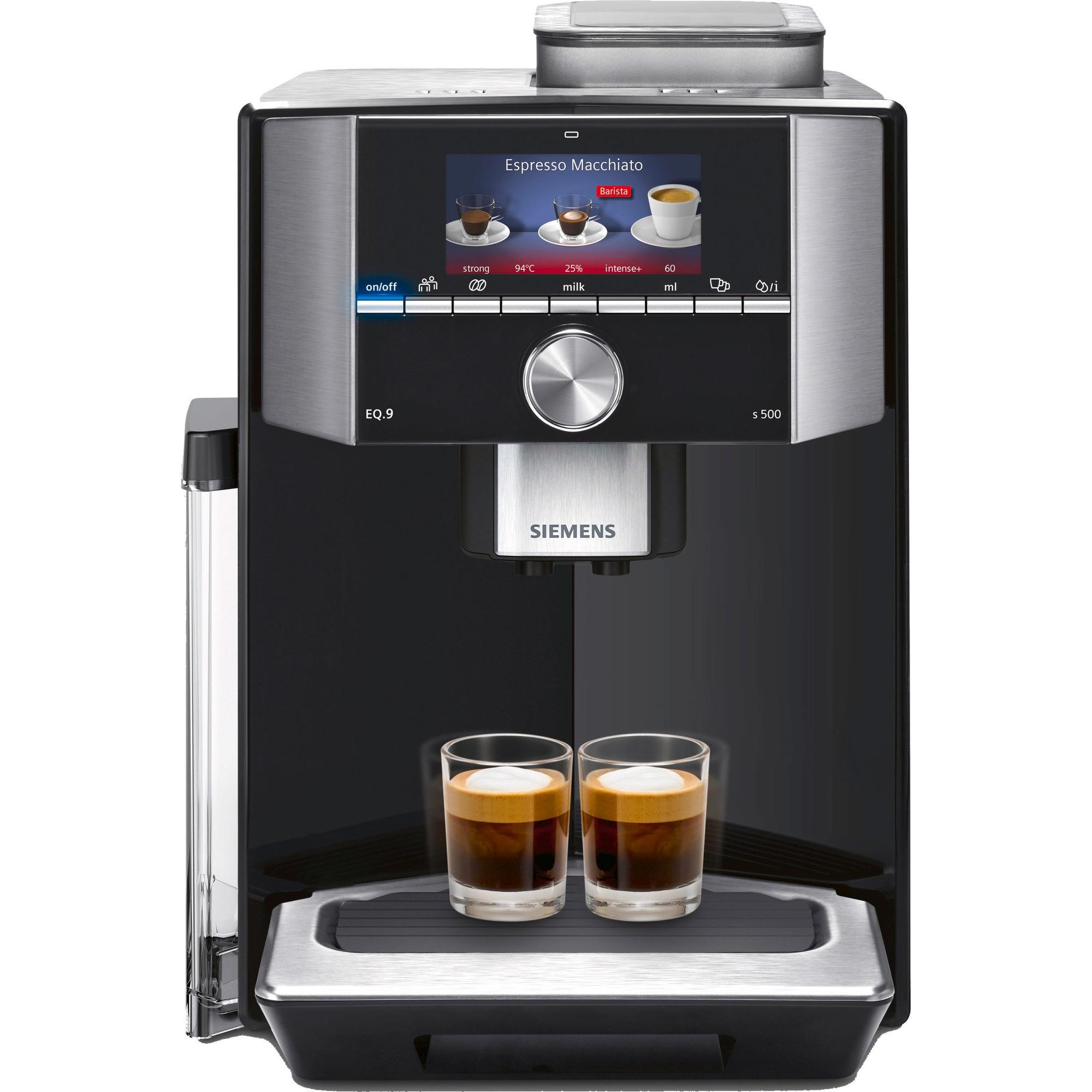 Siemens TI915M89RW Espressomaskin
