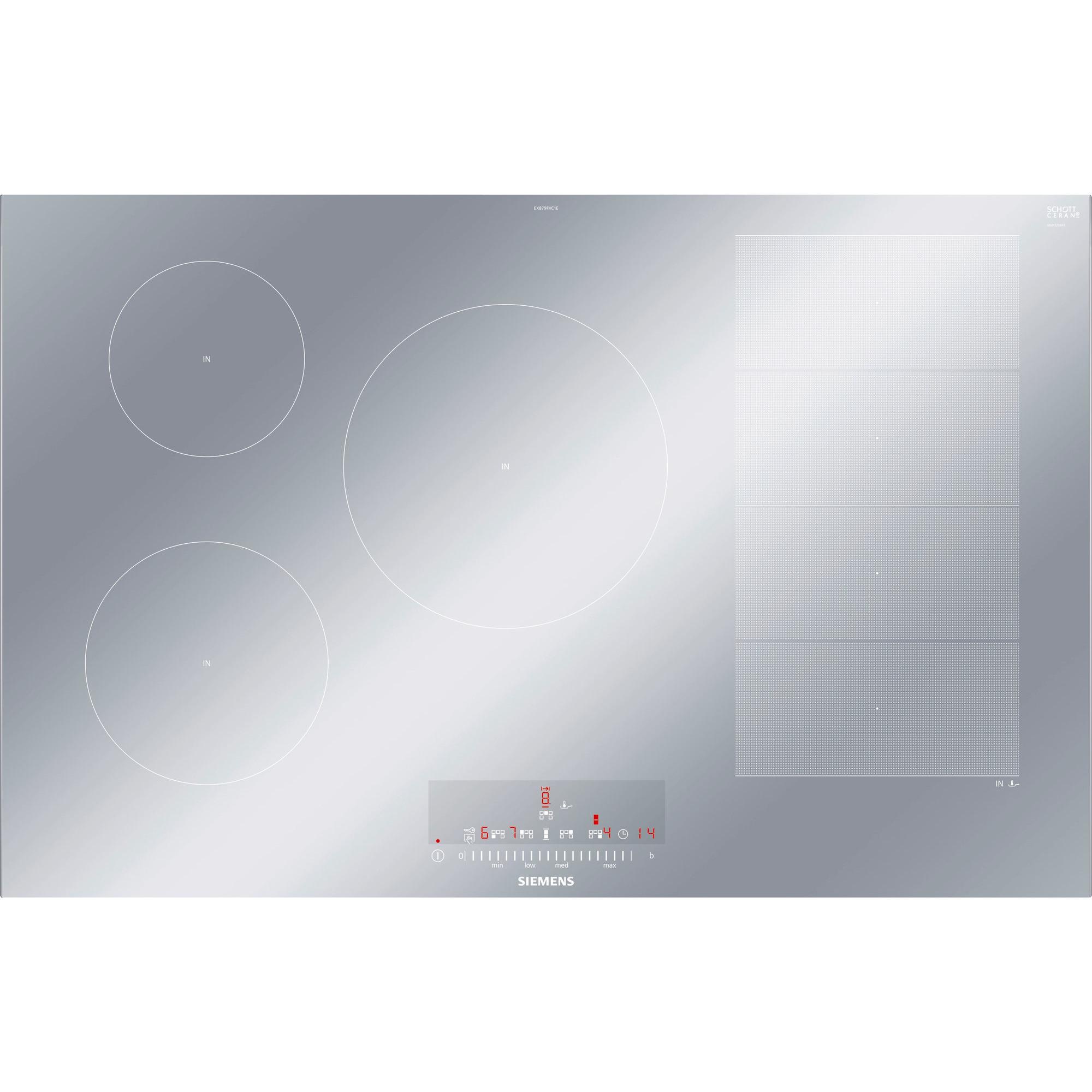 Siemens iQ700 induktionshäll 80cm EX879FVC1E