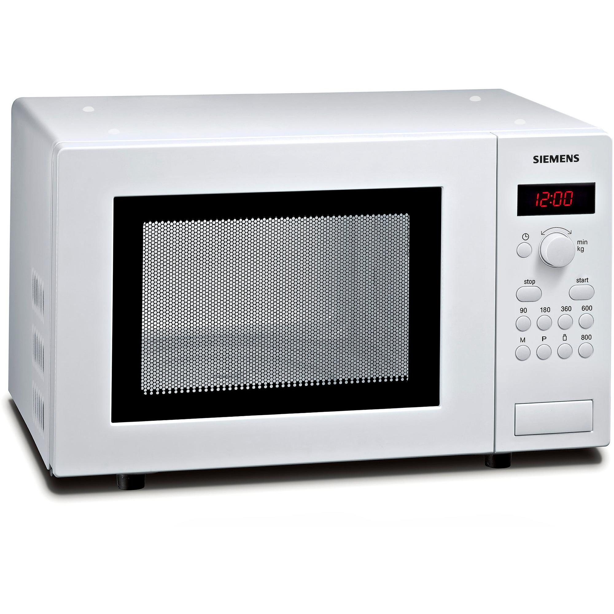Siemens iQ100 Fristående mikrovågsugn 17L