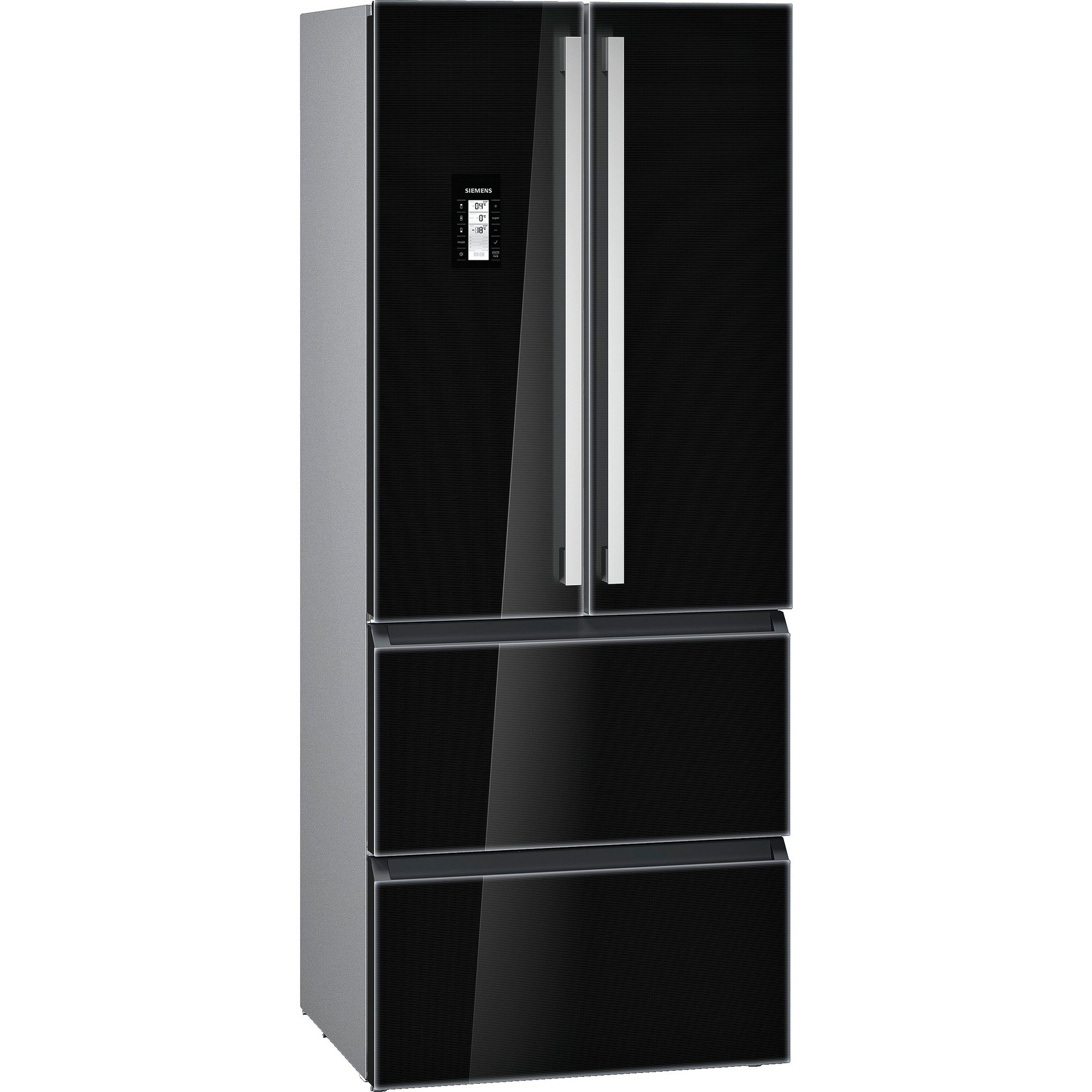 Siemens iQ700 Kylskåp/frys med dubbeldörrar