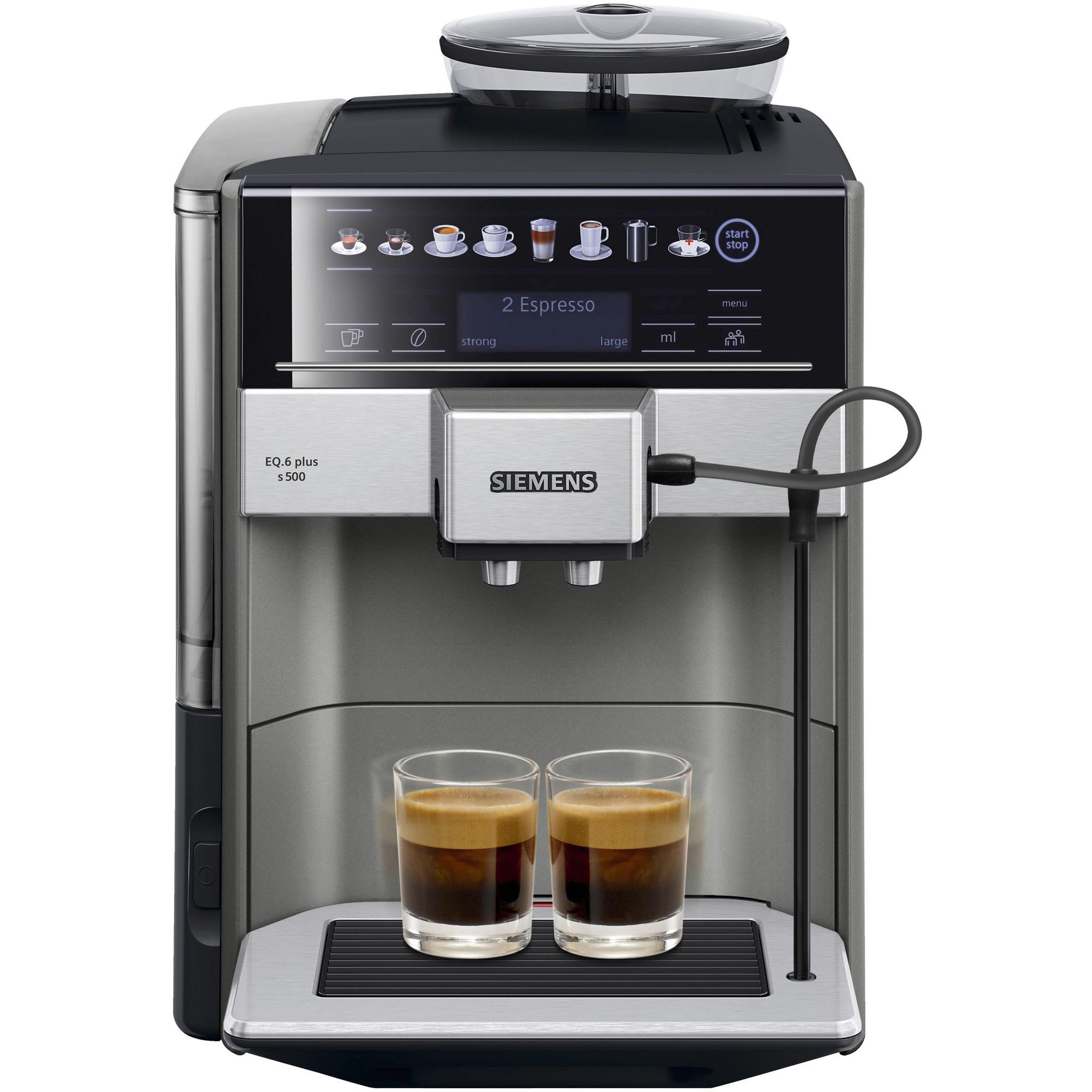 Siemens TE655203RW Espressomaskin