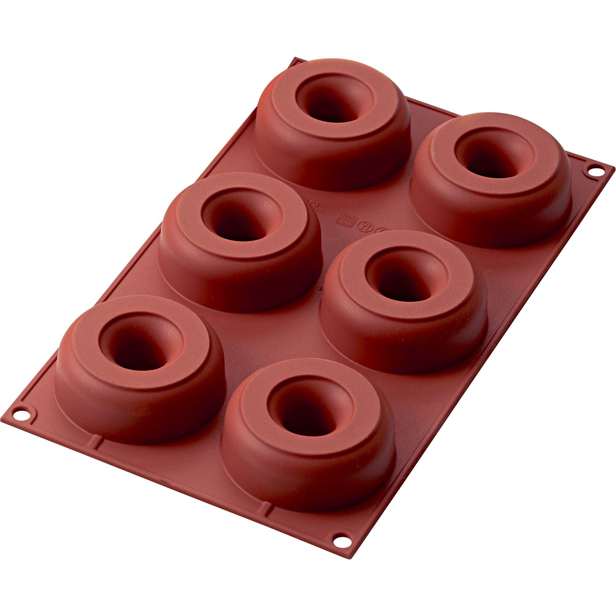 Silikomart Donuts bakform