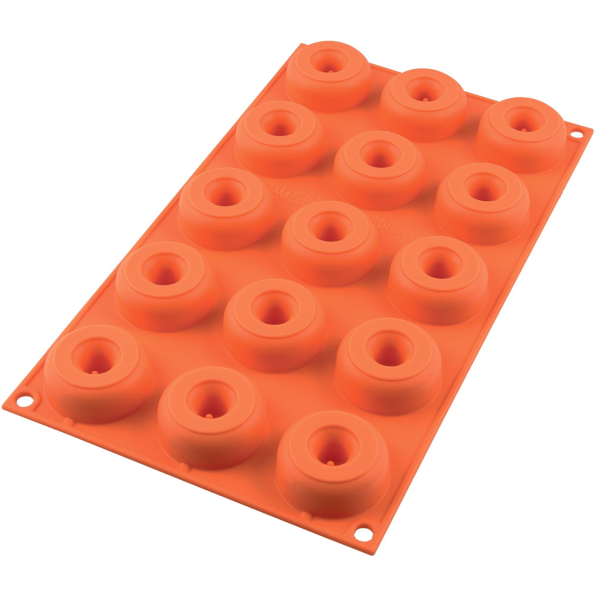 Silikomart Donuts mini bakform