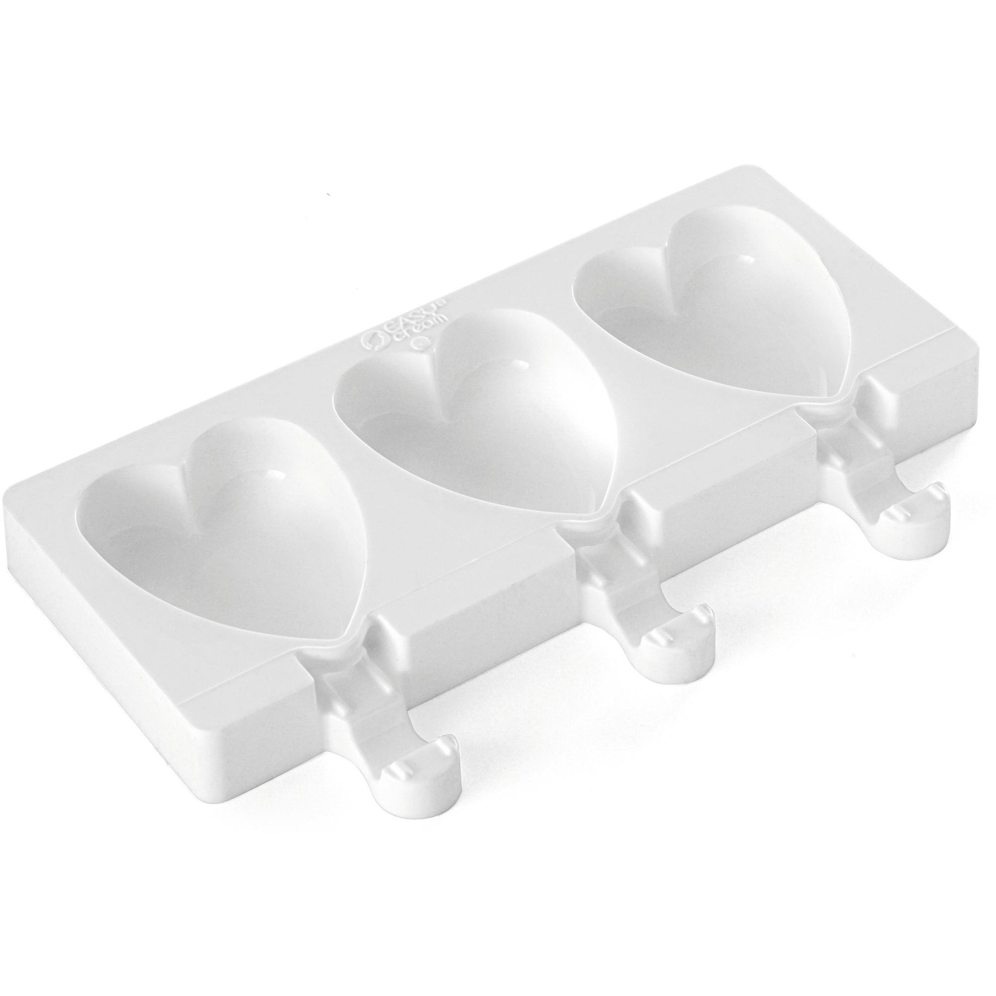 Silikomart Easy Cream Glassformar Mini Heart