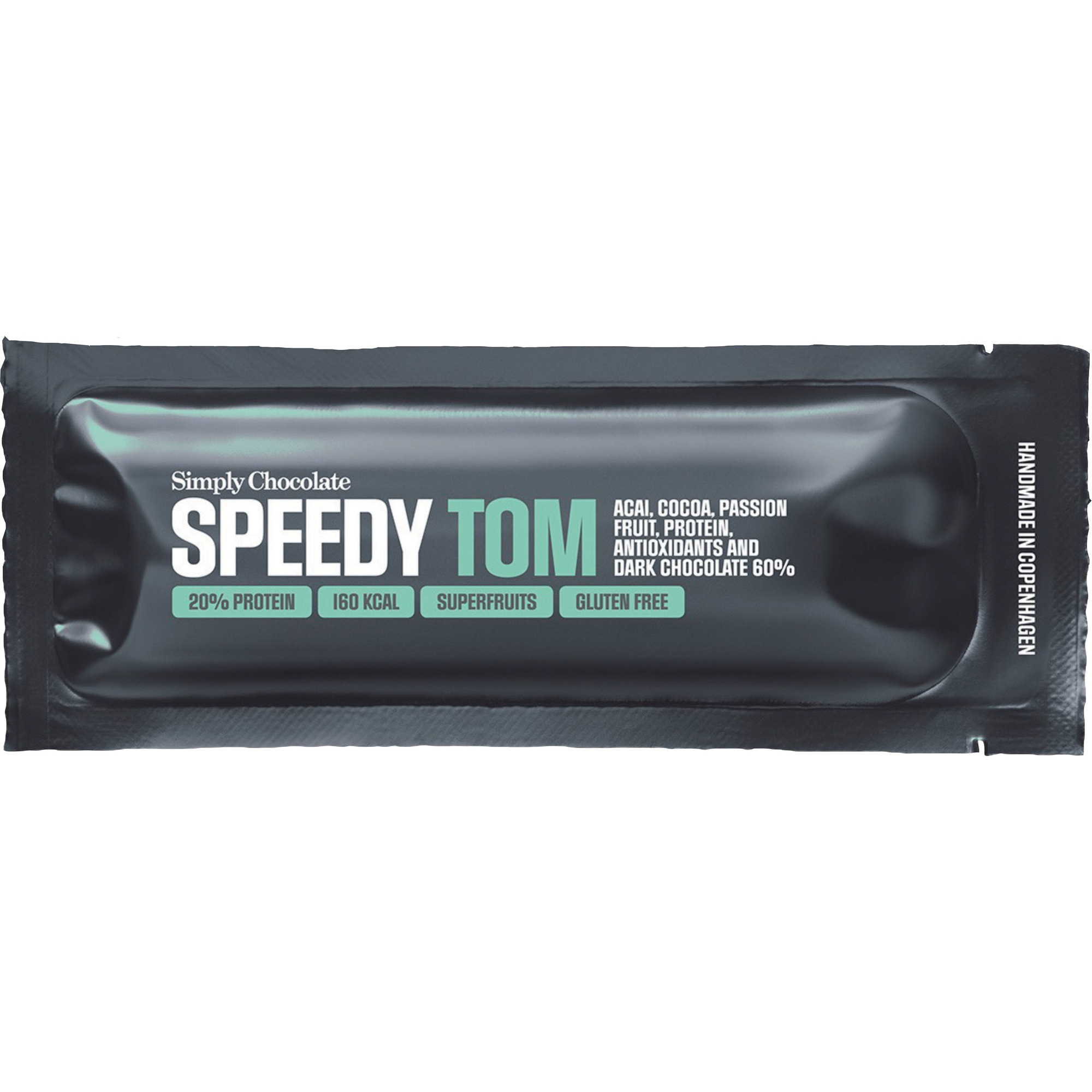 Simply Chocolate Speedy Tom