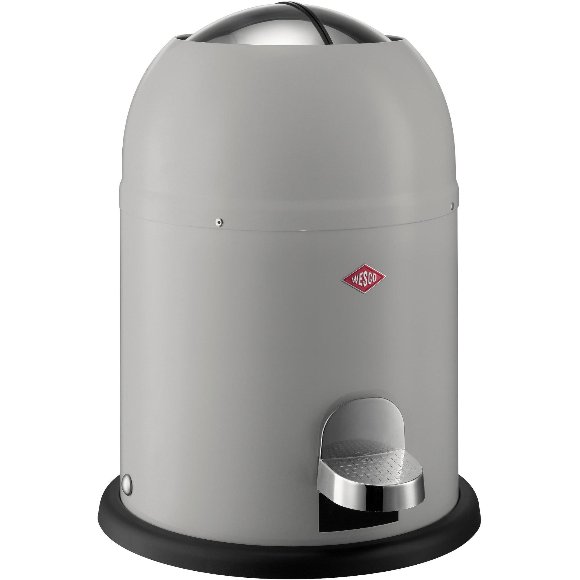 Wesco Single Master pedalhink 9 liter – spacegrey