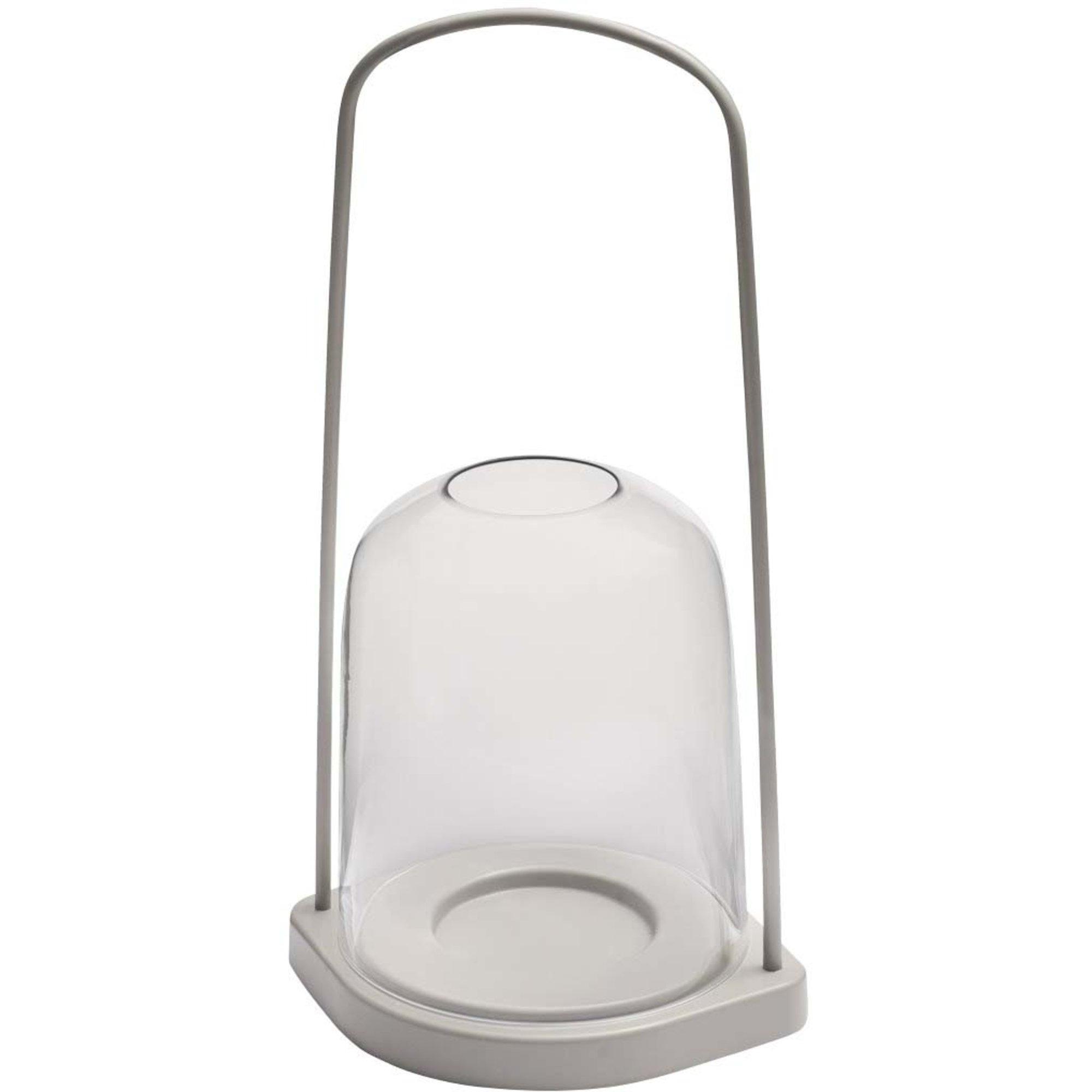 Skagerak Bell Lanterna Ø25×60 Light Grey
