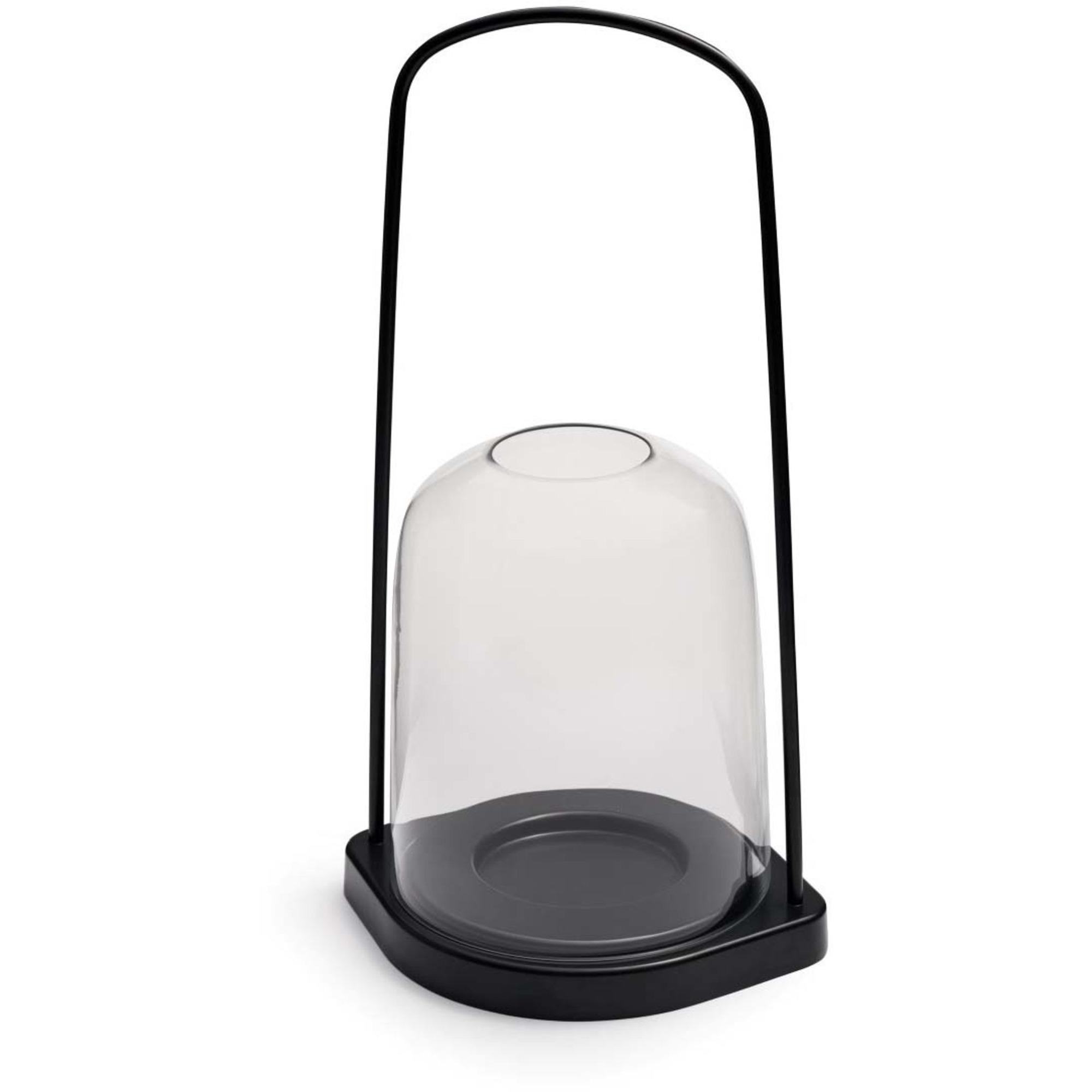 Skagerak Bell Lanterna Ø25×60 Anthracite Black