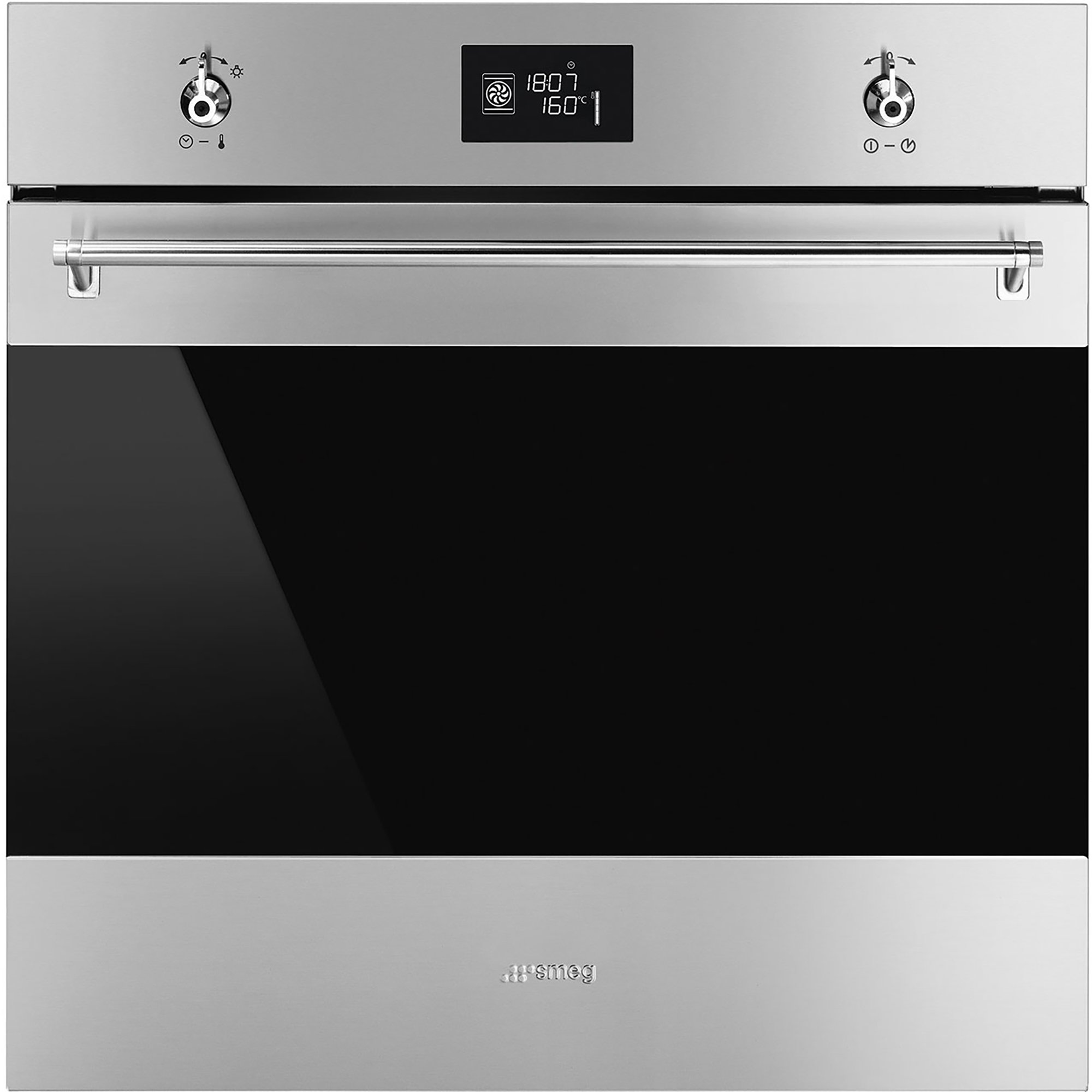 Smeg 60 cm Classic Multifunktionsugn Soft Close